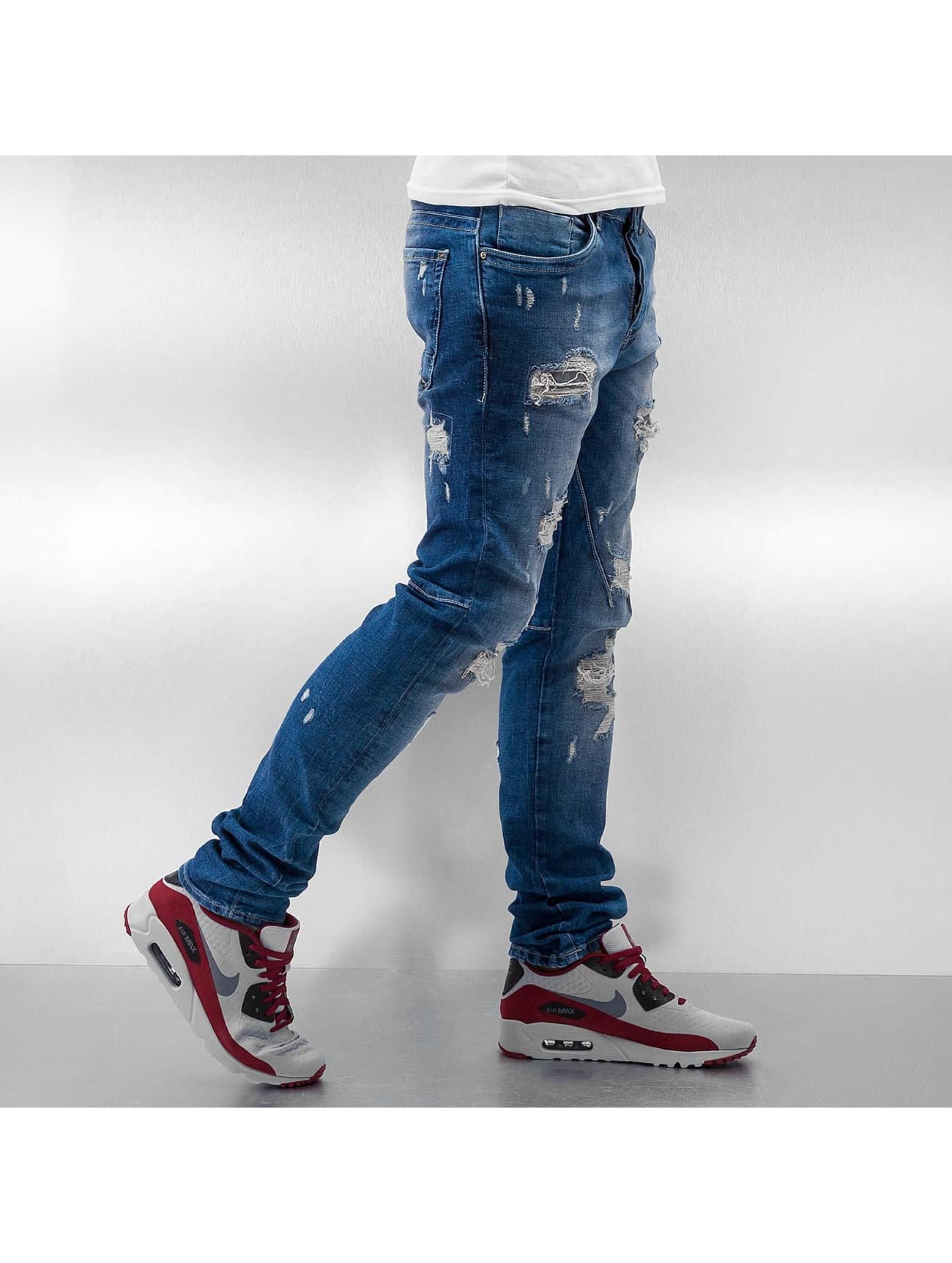 DEF Skinny Jeans Egino blue