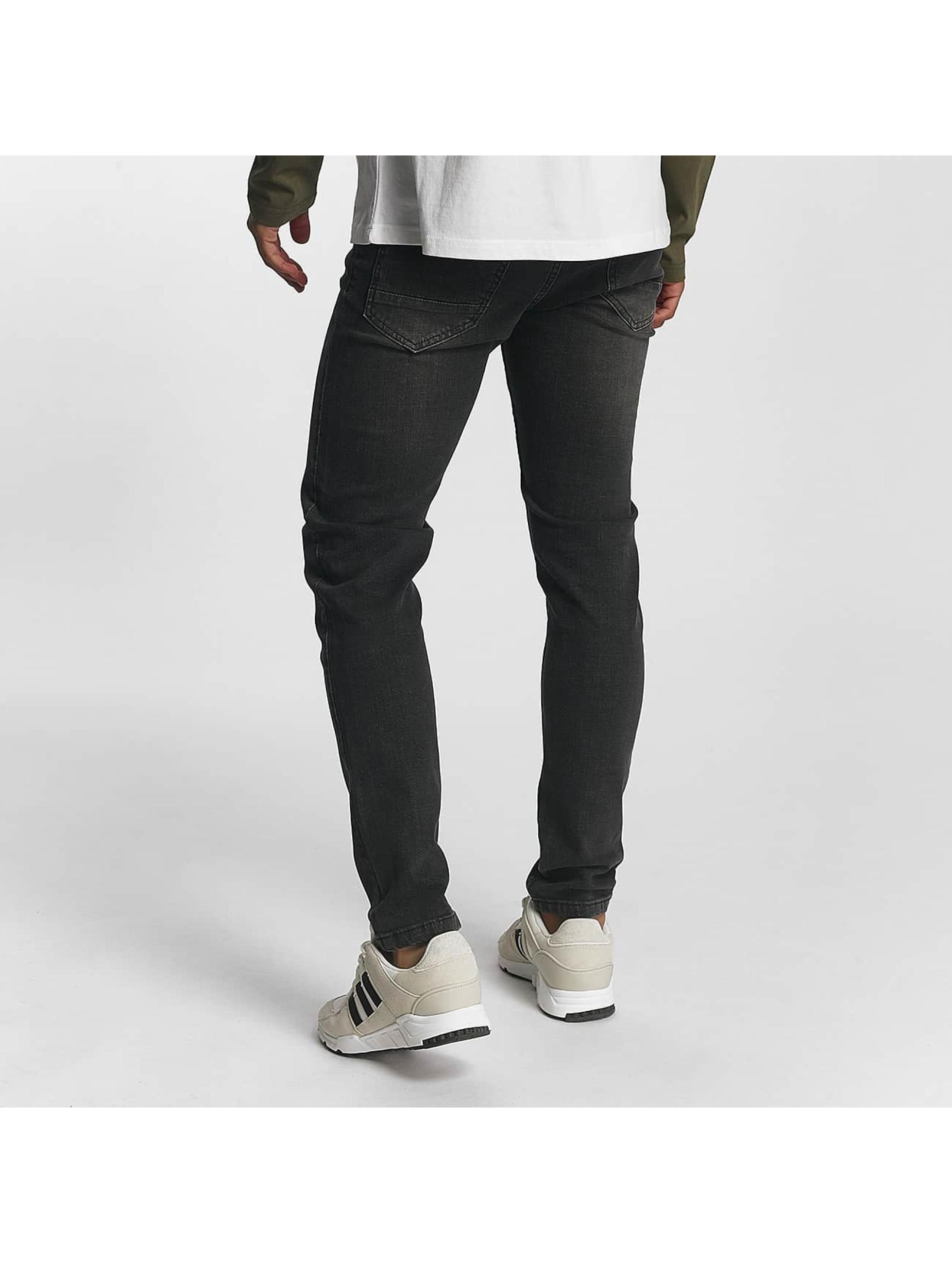 DEF Slim Fit Jeans Slav grau