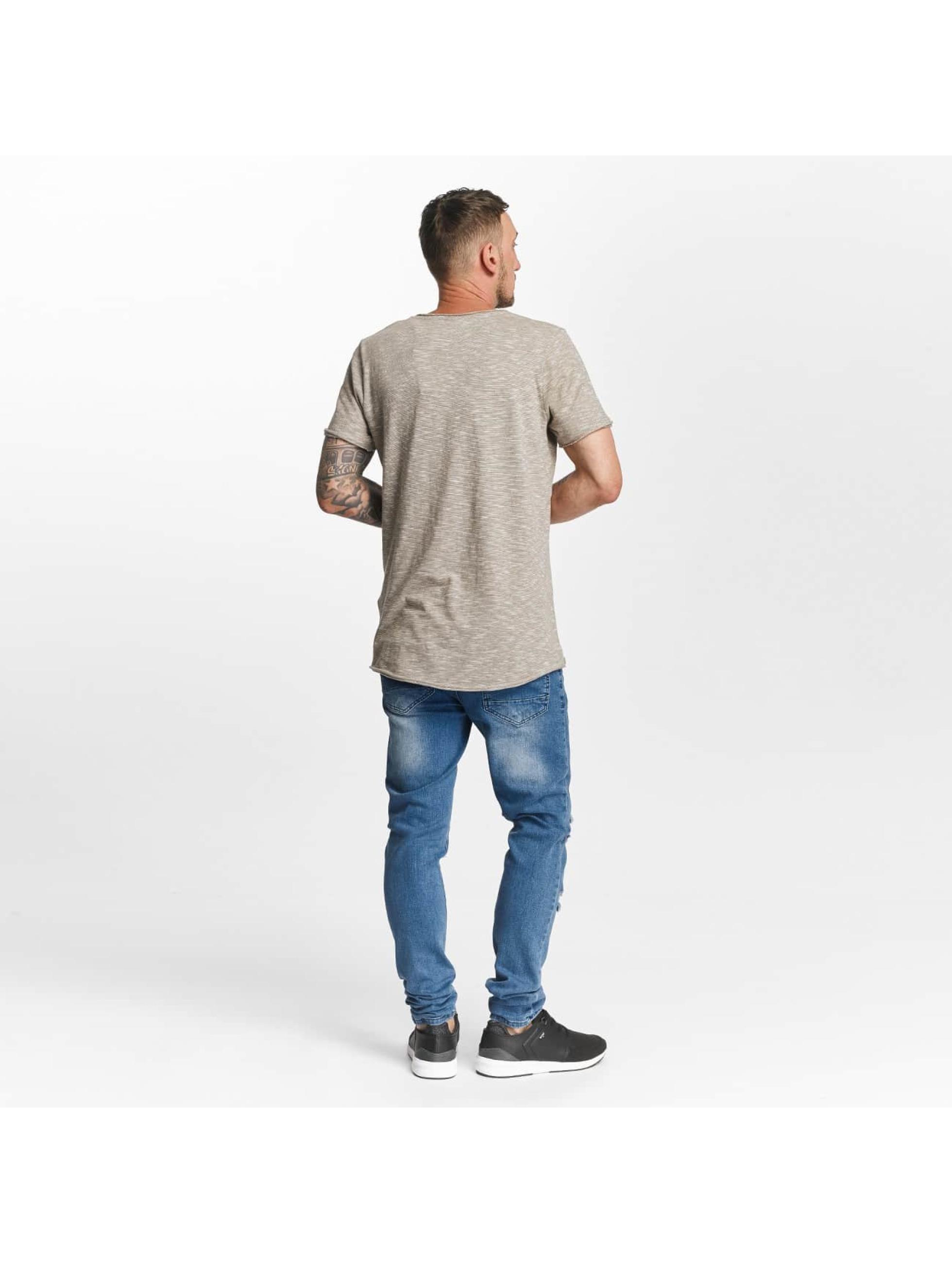 DEF Slim Fit Jeans John modrá