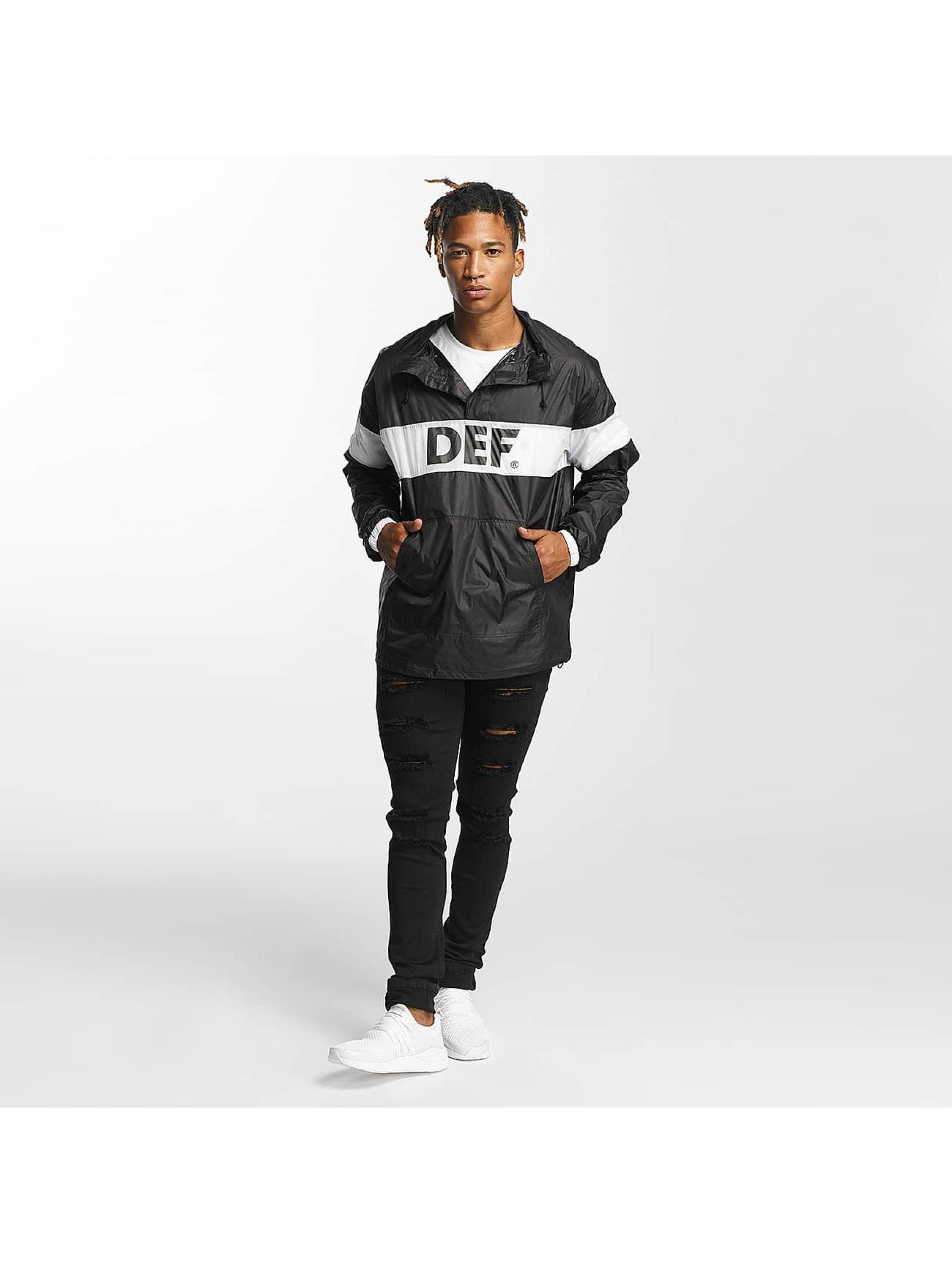 DEF Slim Fit Jeans Max svart