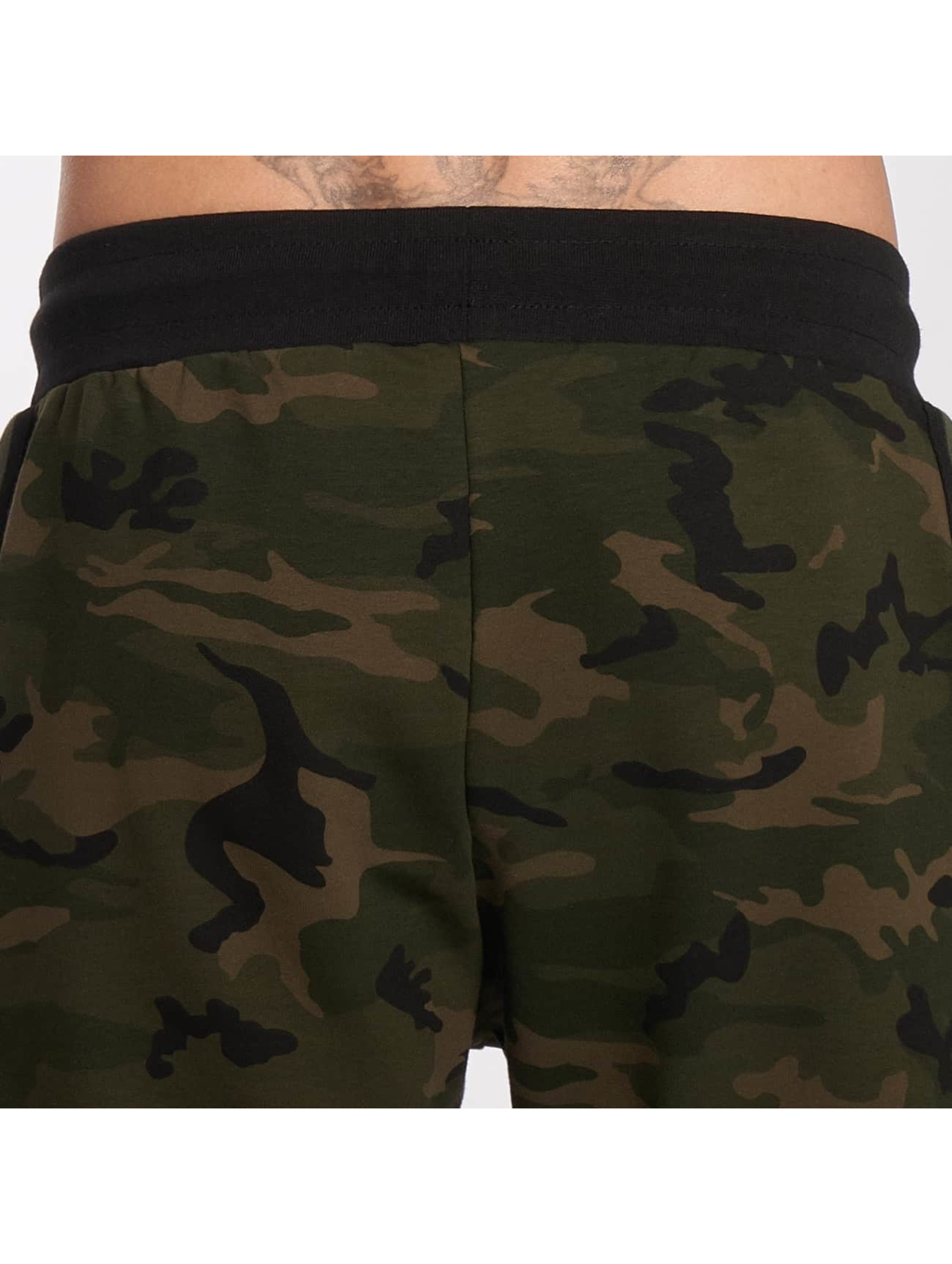 DEF Spodnie do joggingu General oliwkowy