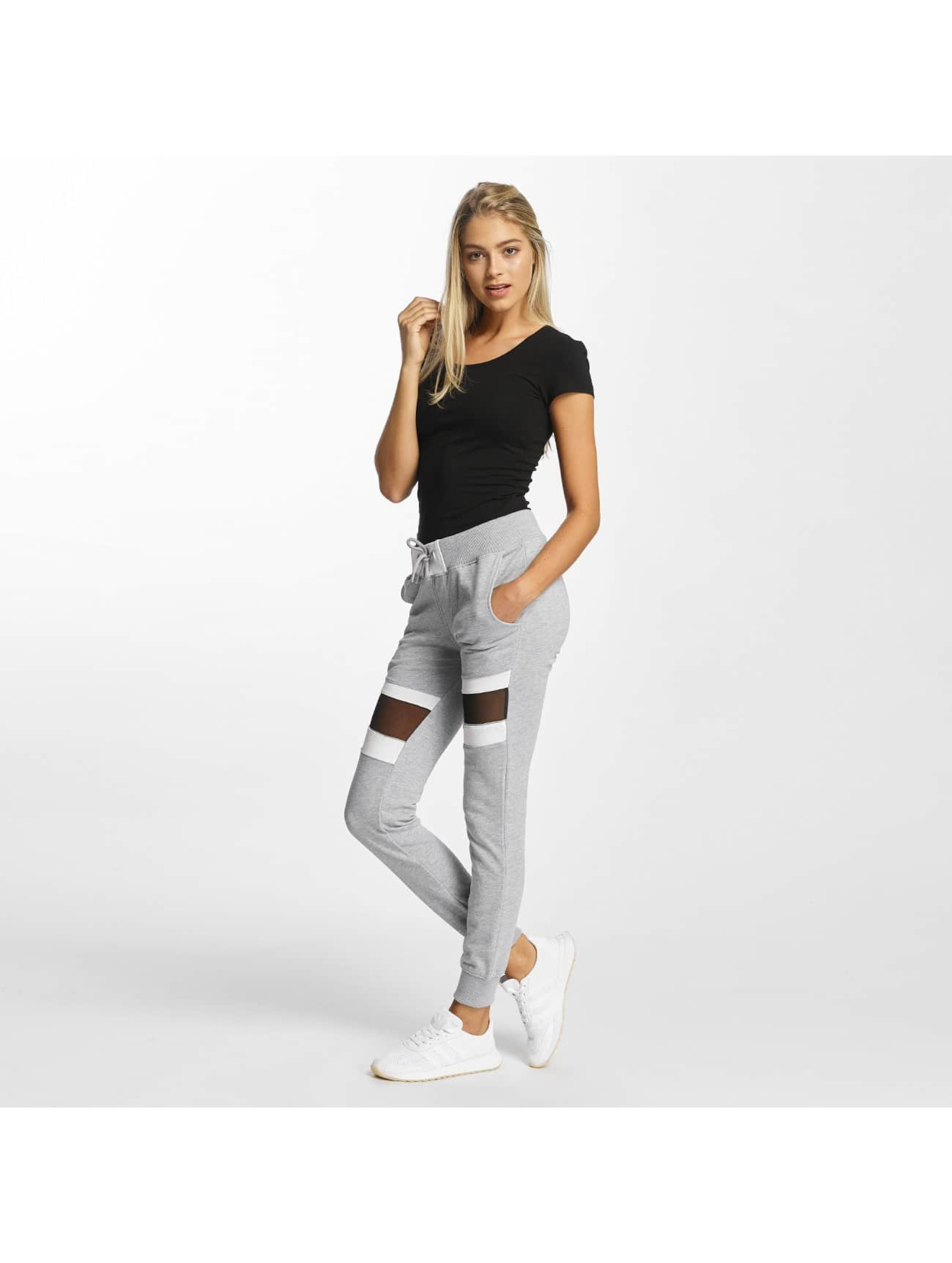 DEF Spodnie do joggingu Selina szary