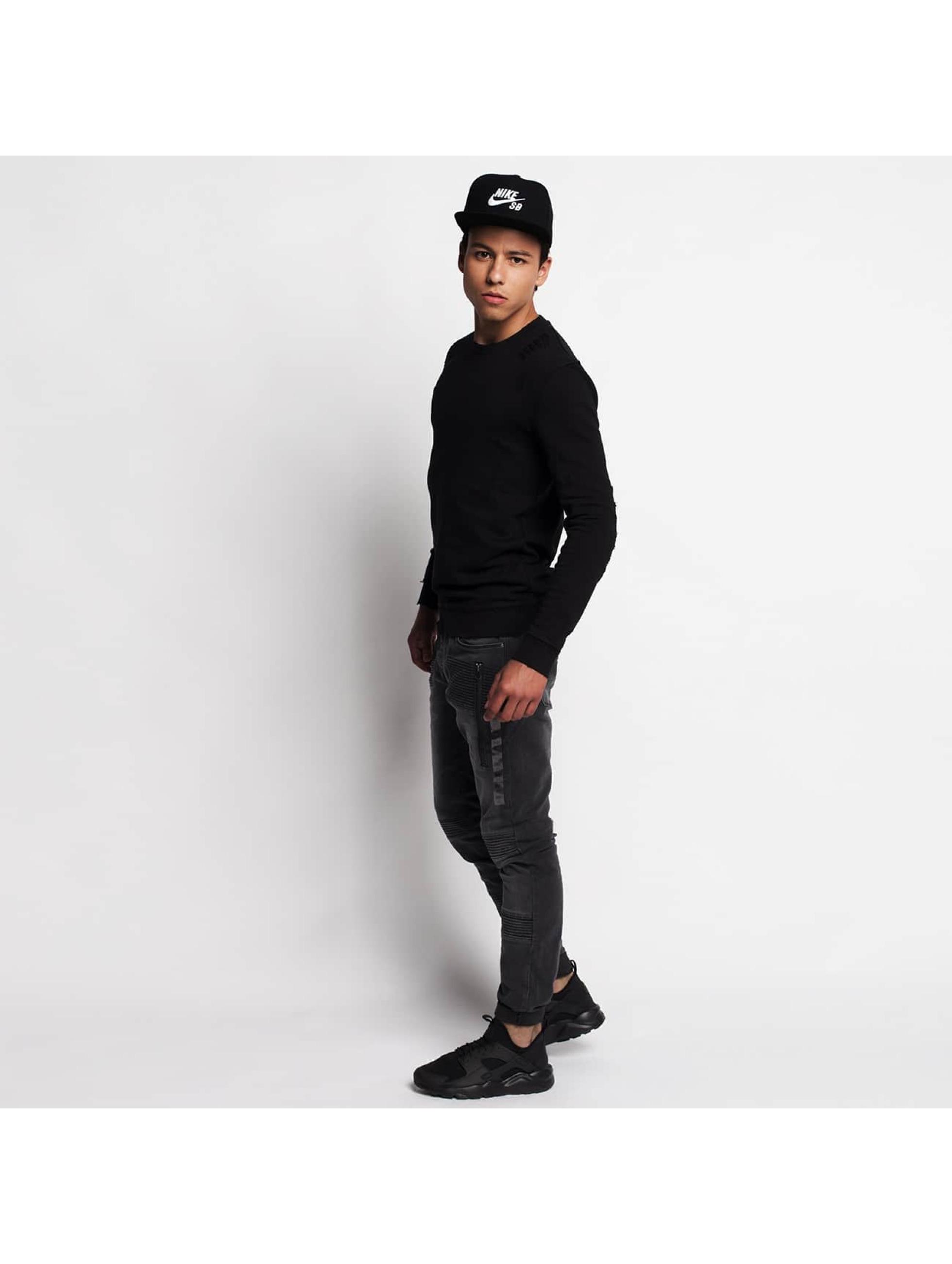 DEF Straight Fit Jeans Berlin grå