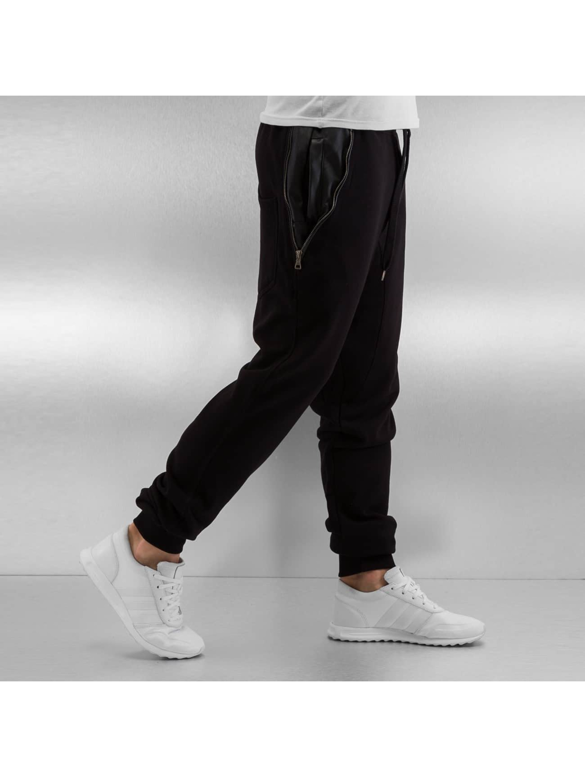 DEF Sweat Pant Kawikani black