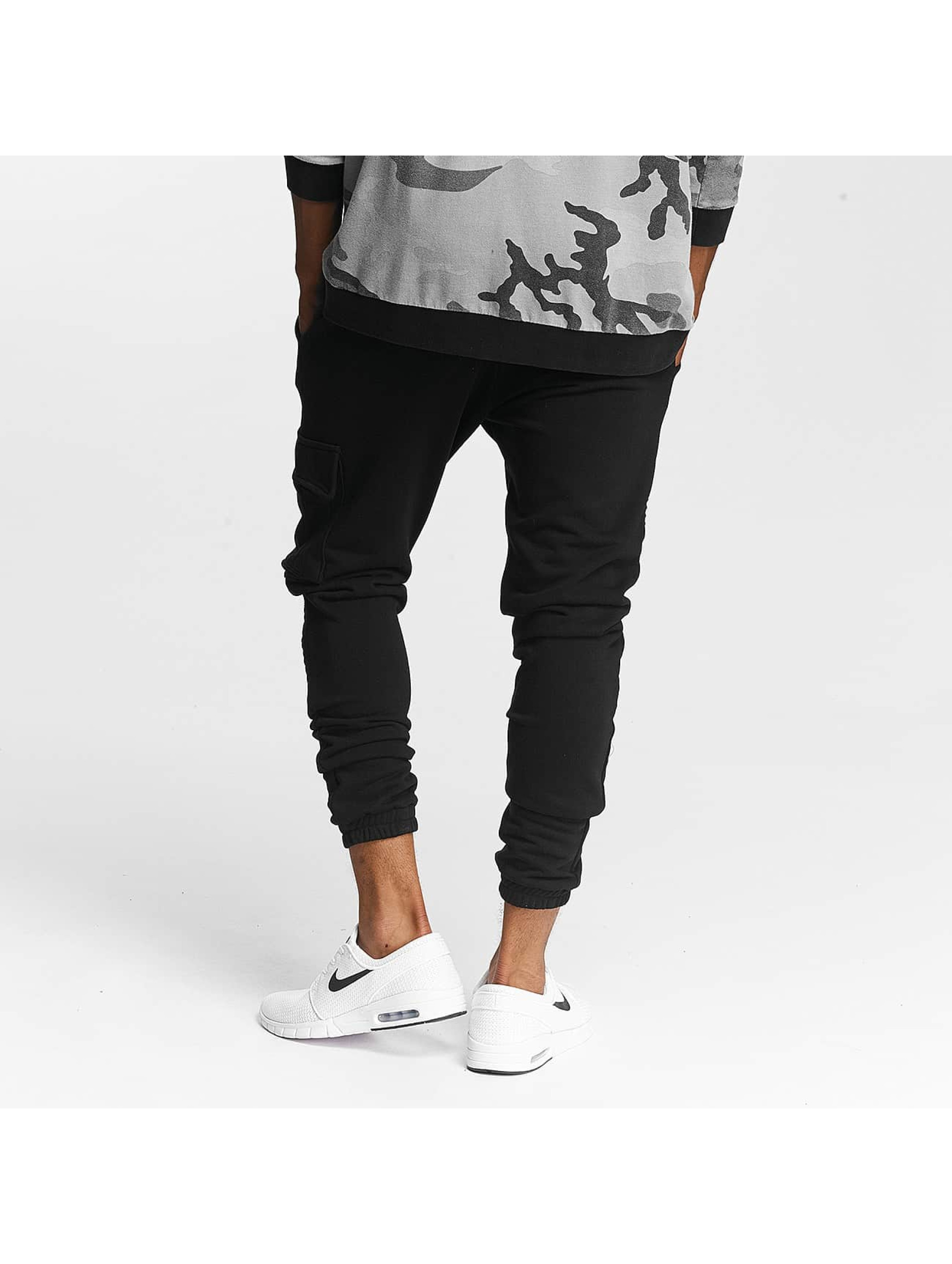 DEF Sweat Pant Frame black