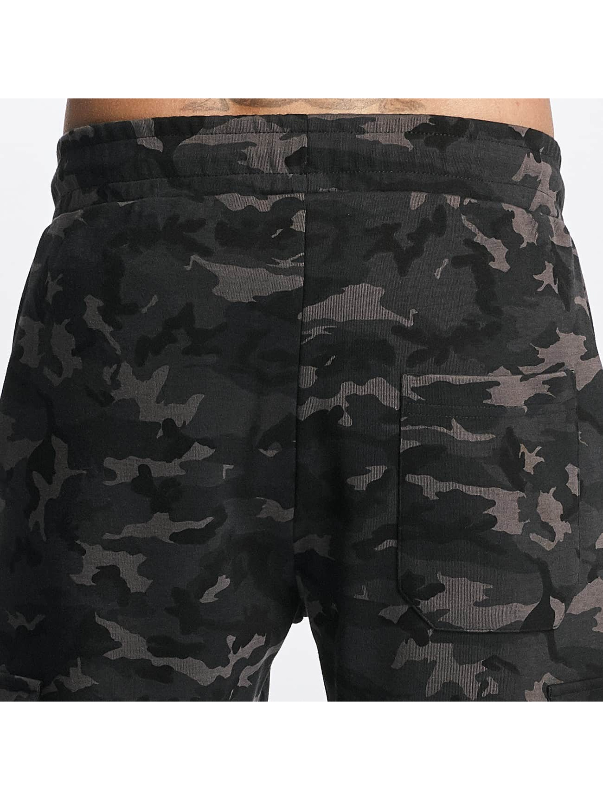 DEF Sweat Pant Cargo Sweat gray