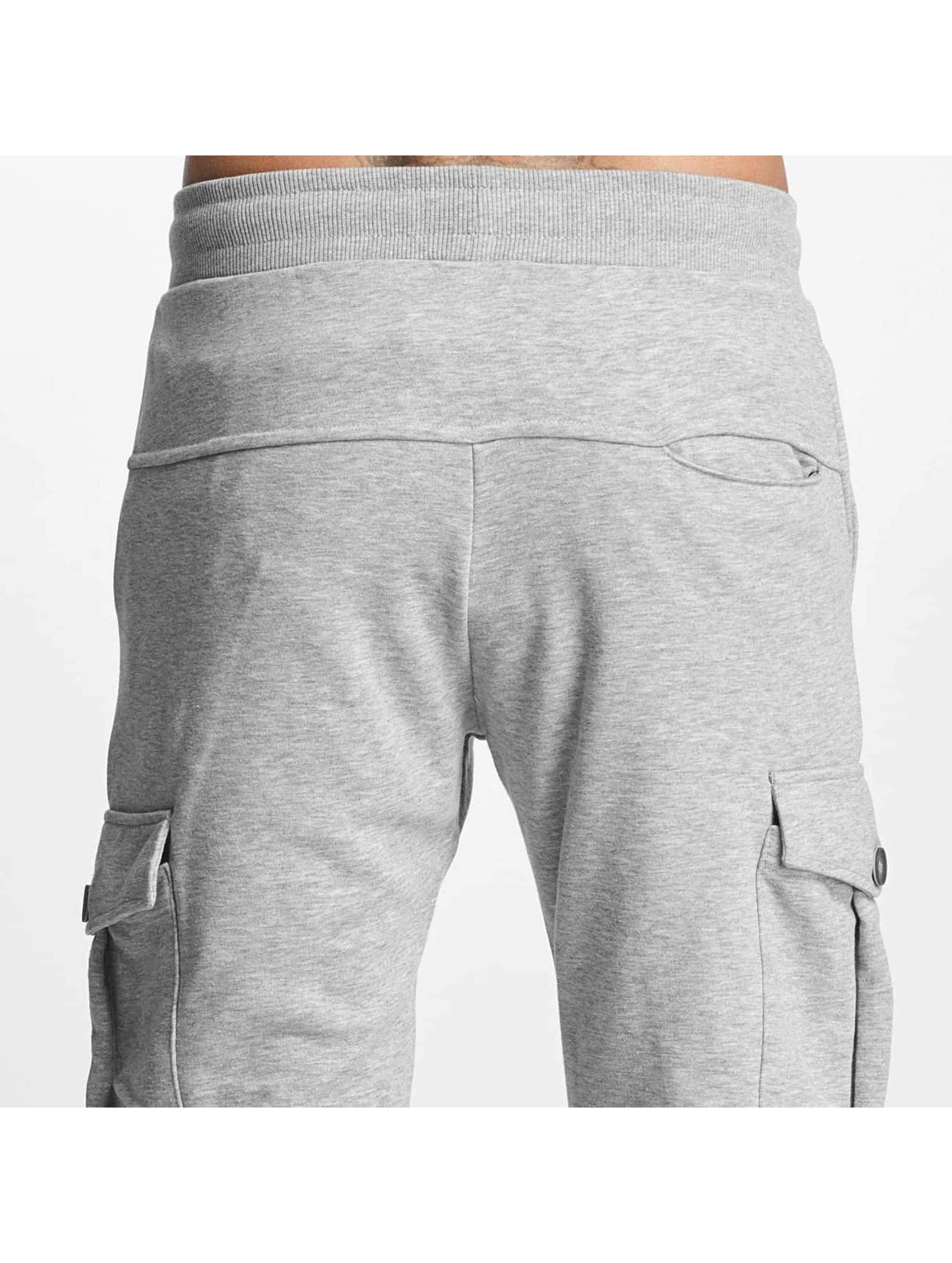 DEF Sweat Pant Soft Cargo gray