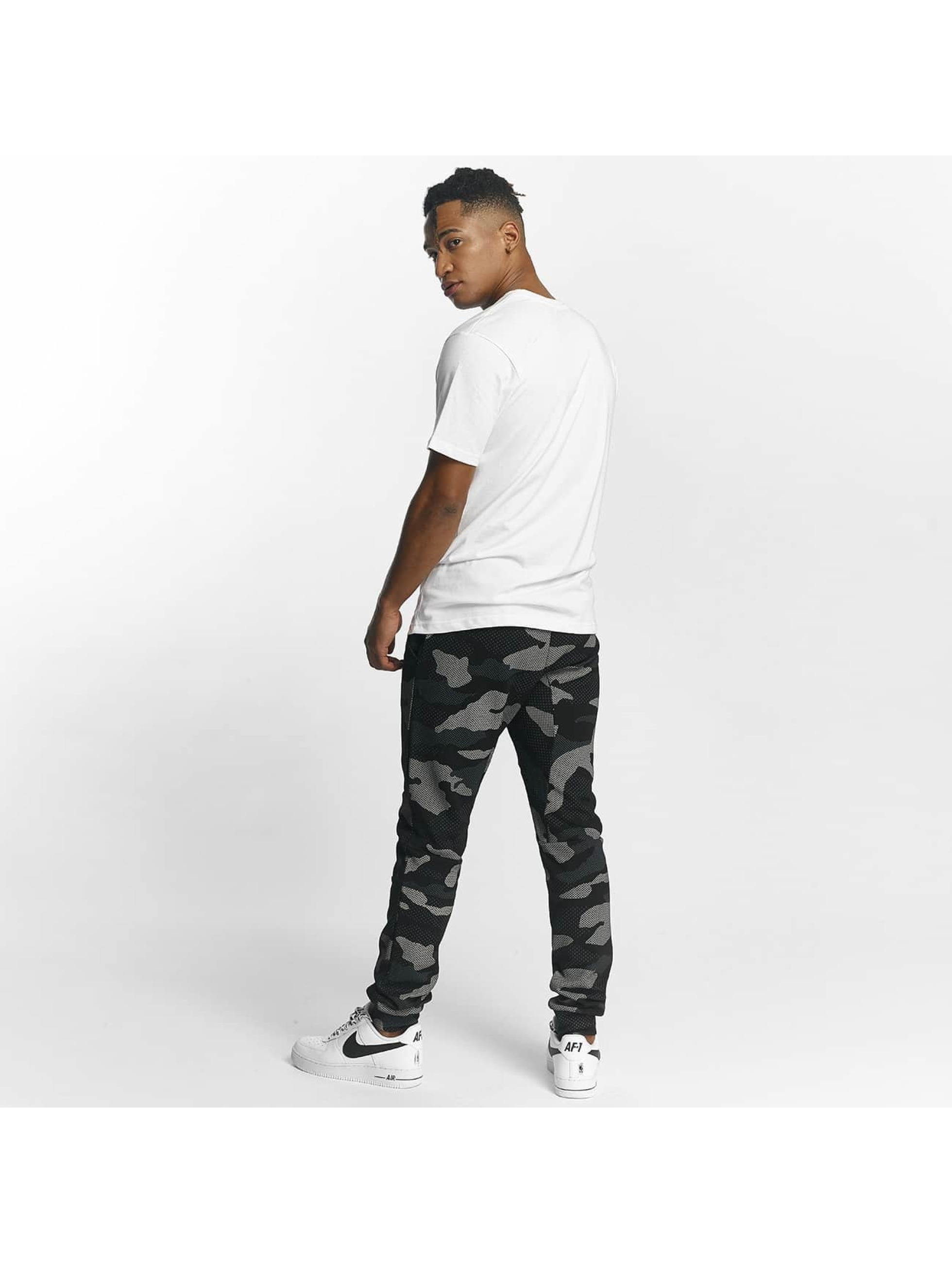 DEF Sweat Pant Camo gray