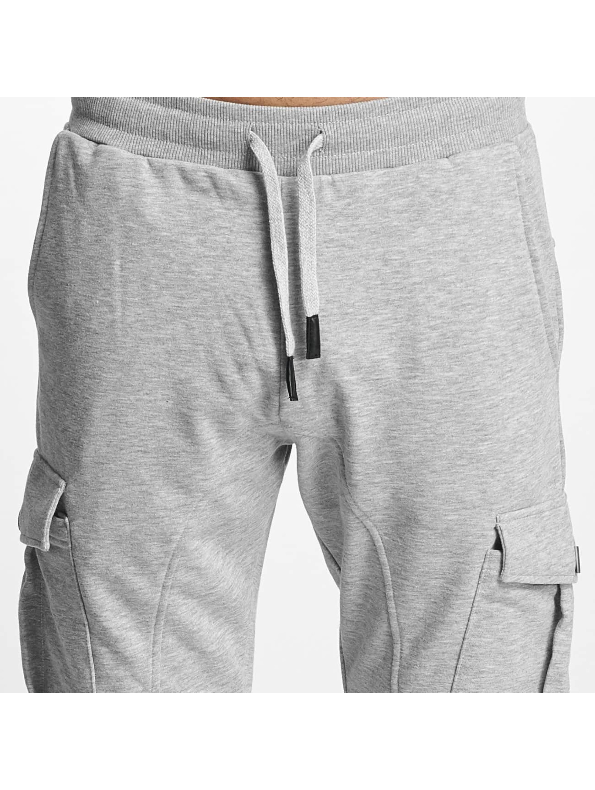DEF Sweat Pant Soft Cargo grey