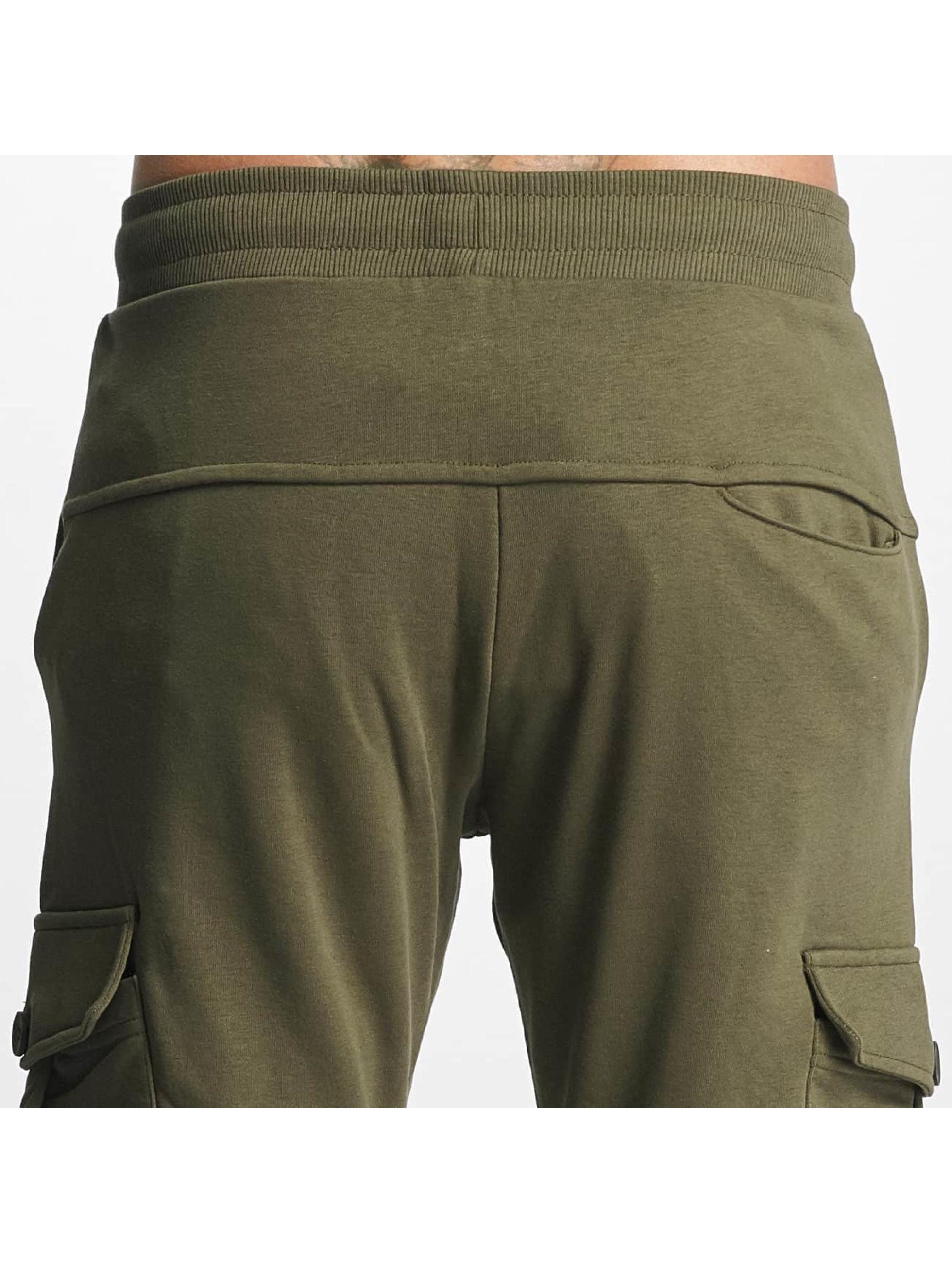 DEF Sweat Pant Soft Cargo olive