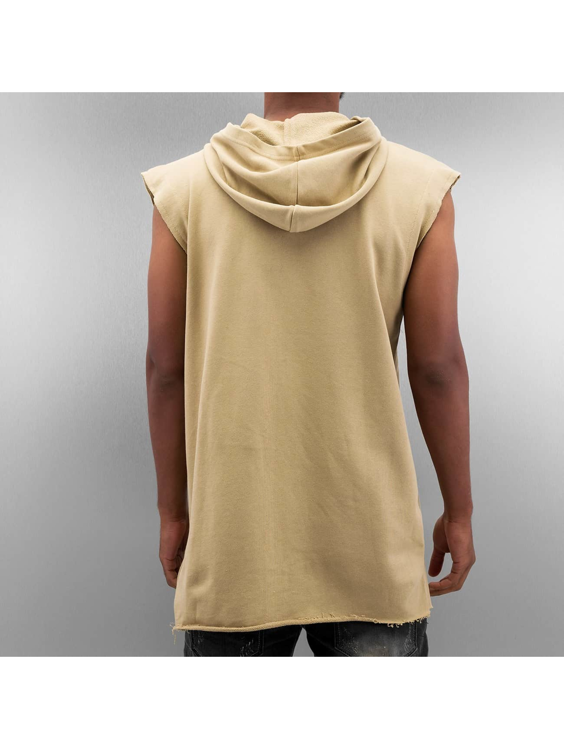 DEF Swetry rozpinane Jeck bezowy