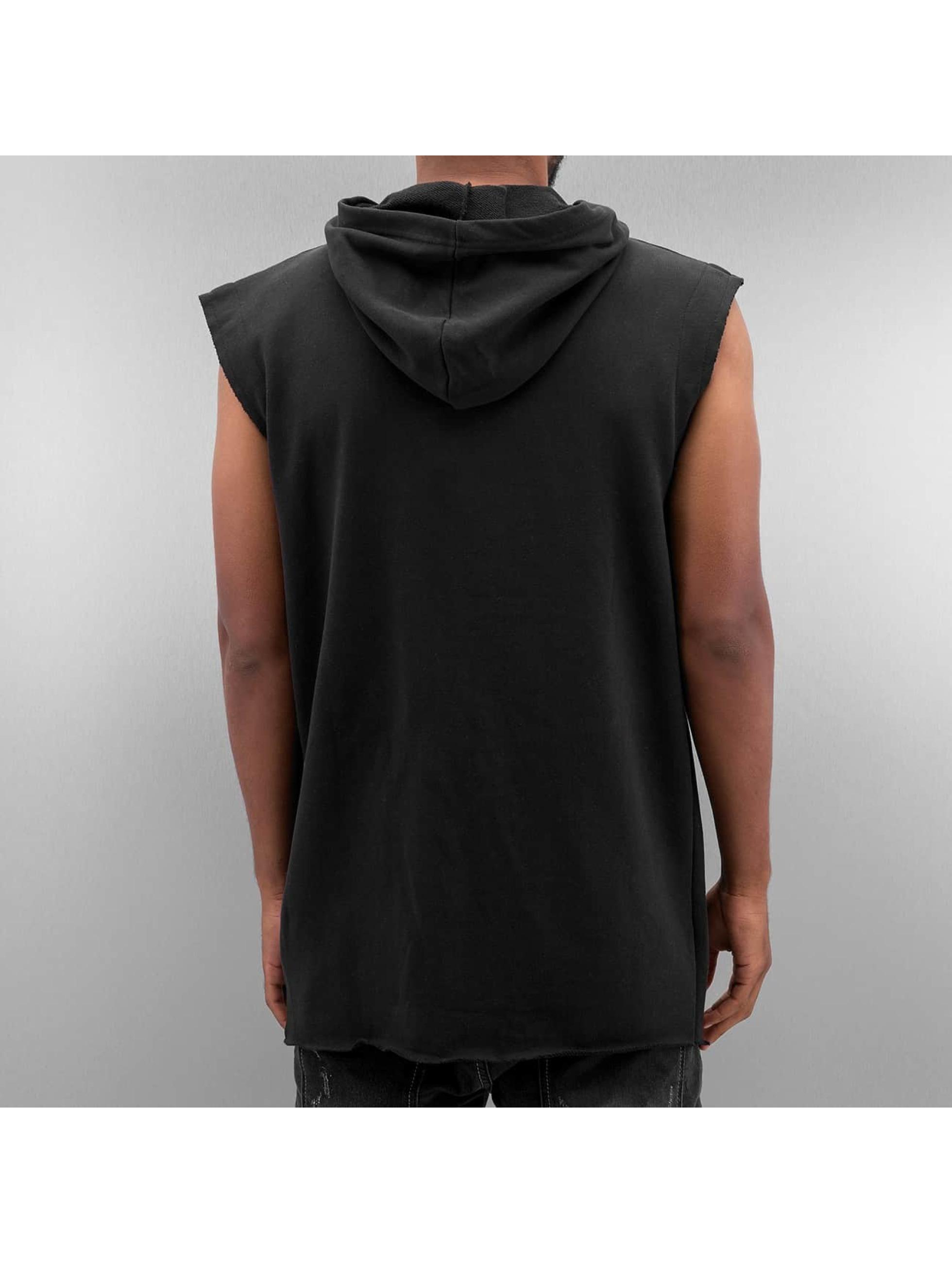 DEF Swetry rozpinane Jeck czarny