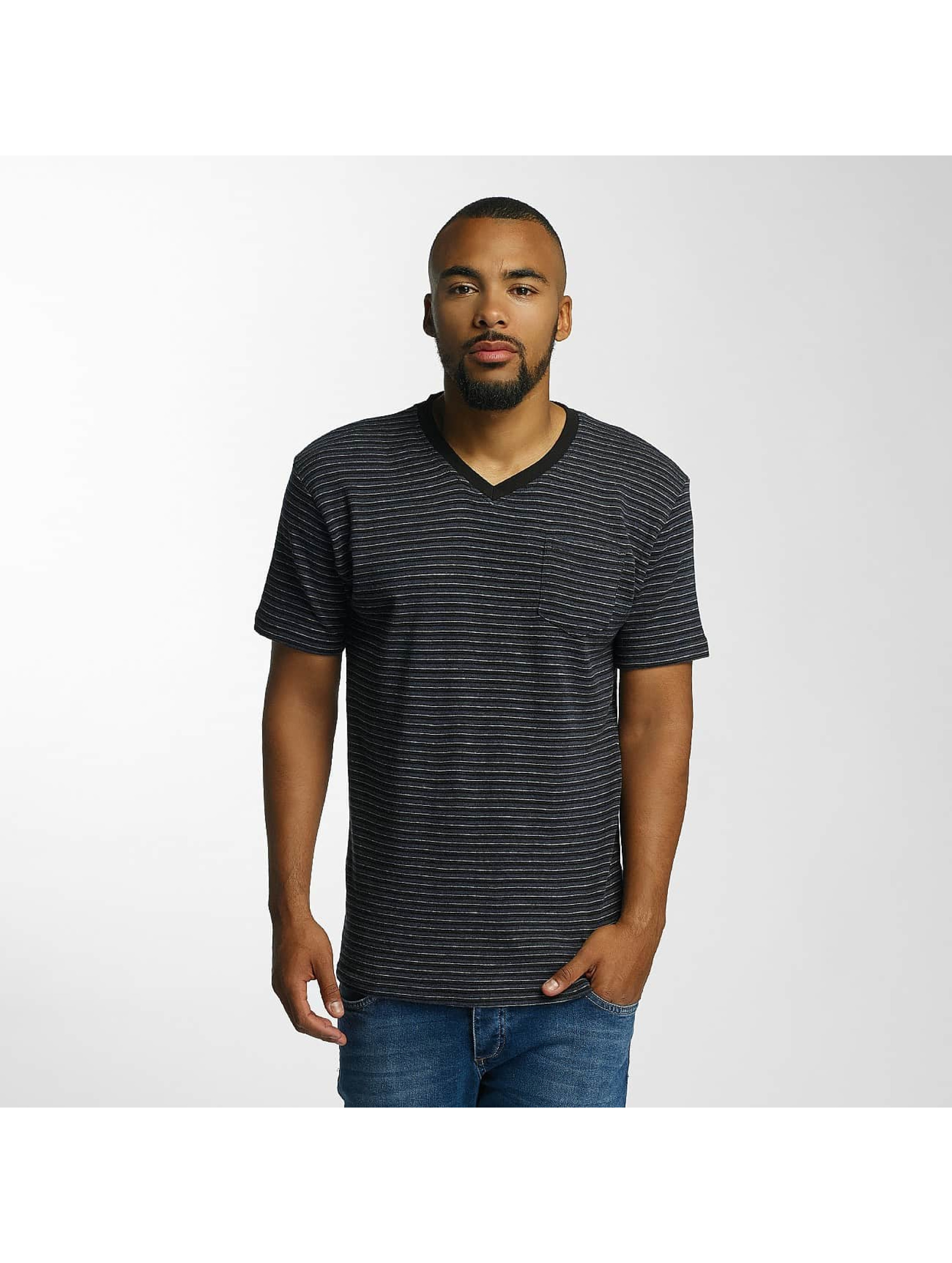 DEF T-Shirt Stripes black