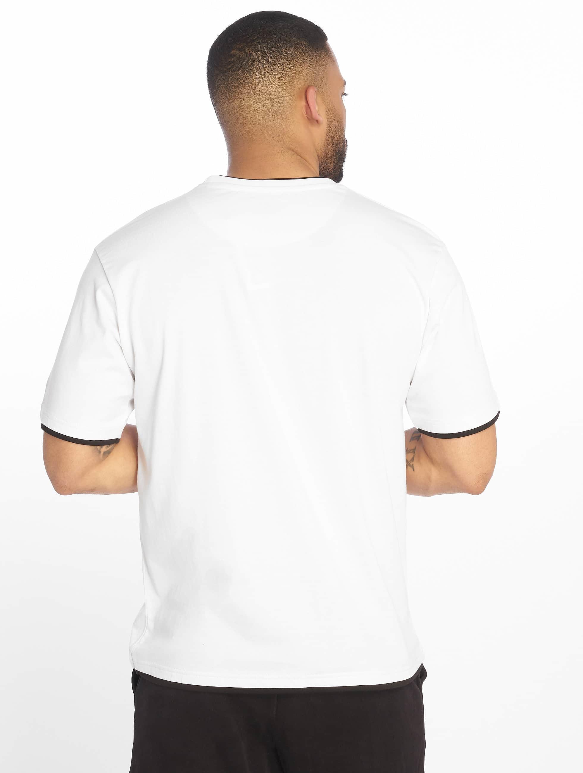 DEF T-Shirt Basic blanc