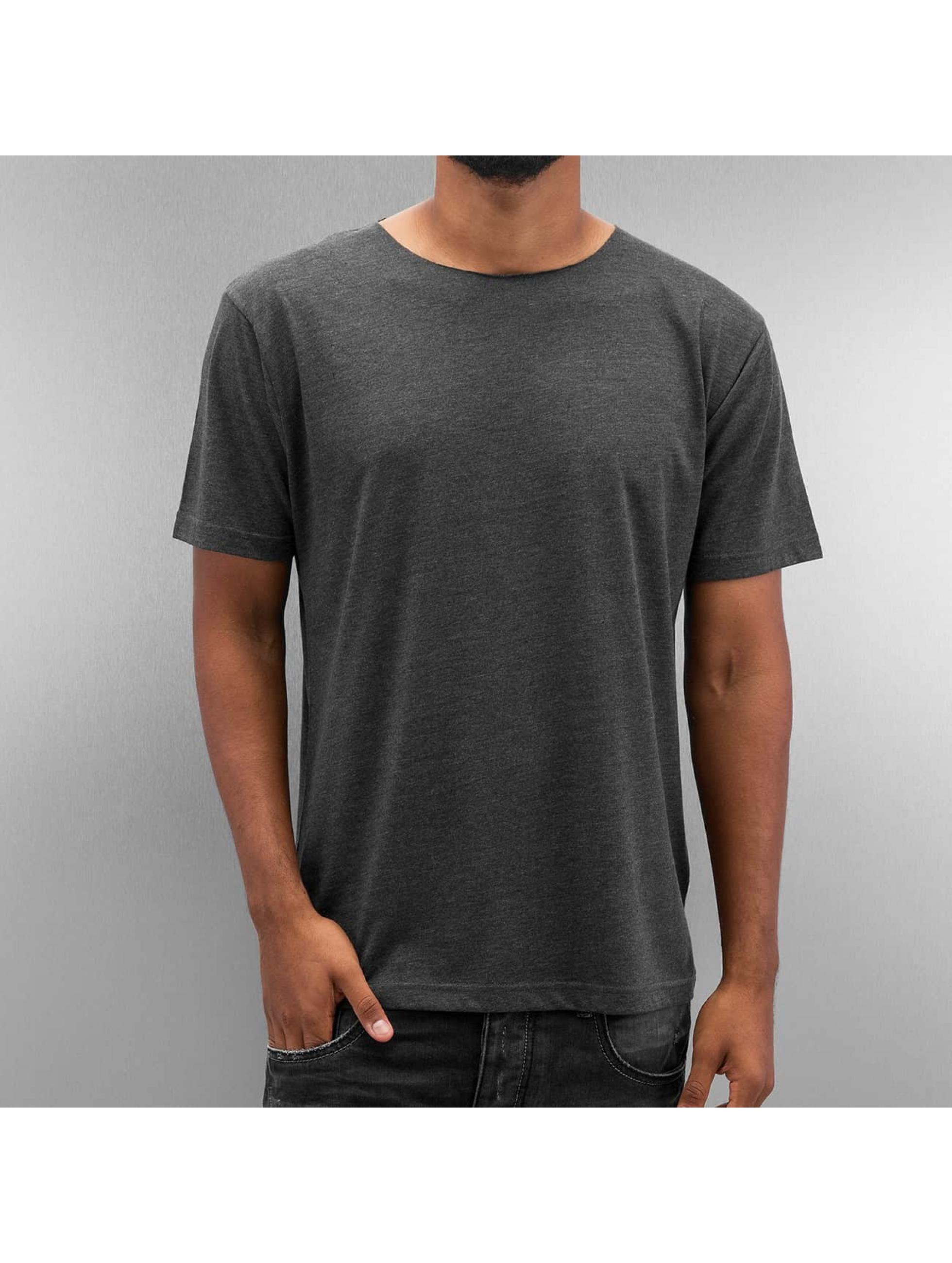 DEF T-shirt Drop grå