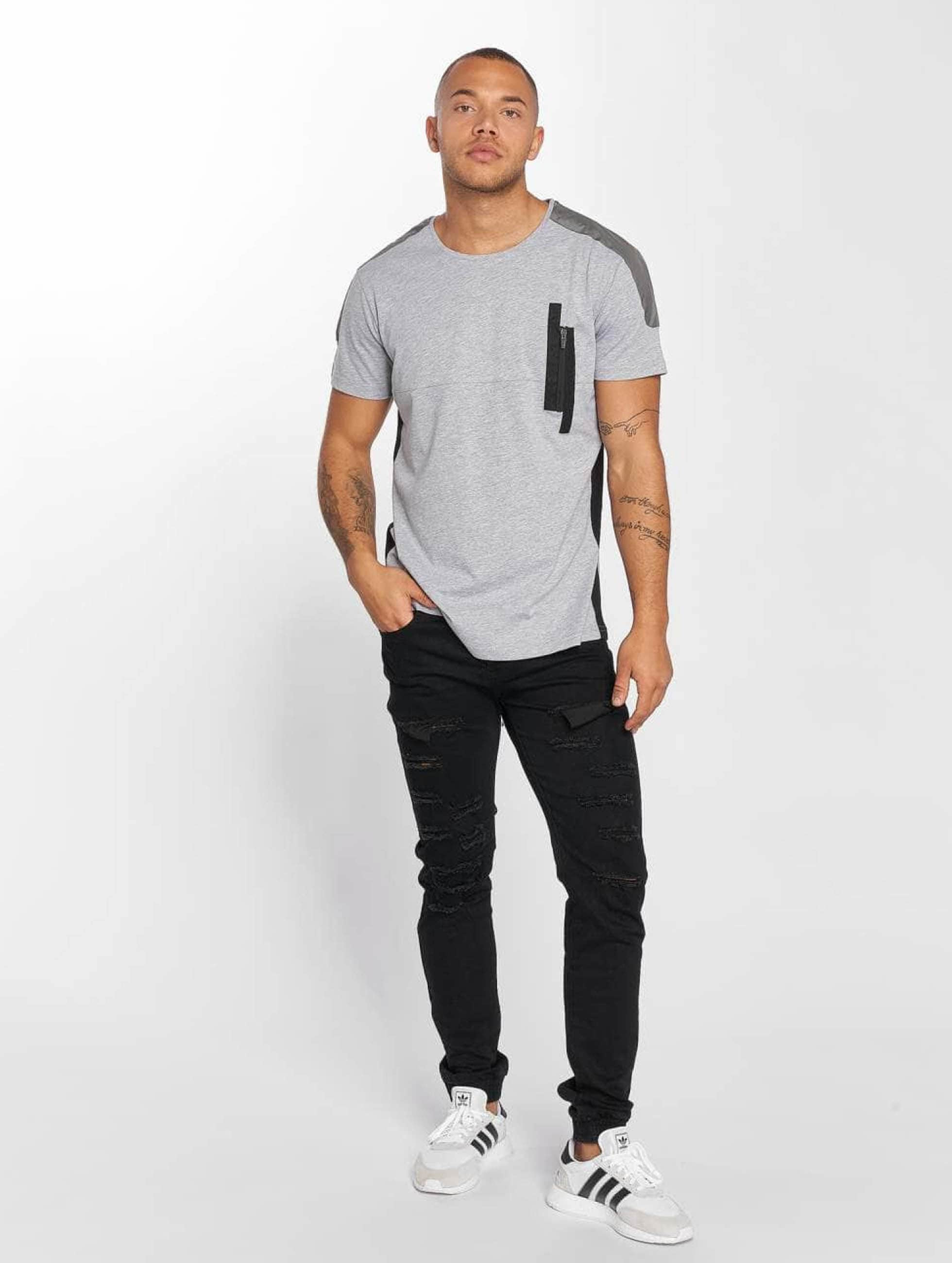 DEF T-Shirt Shrine gray