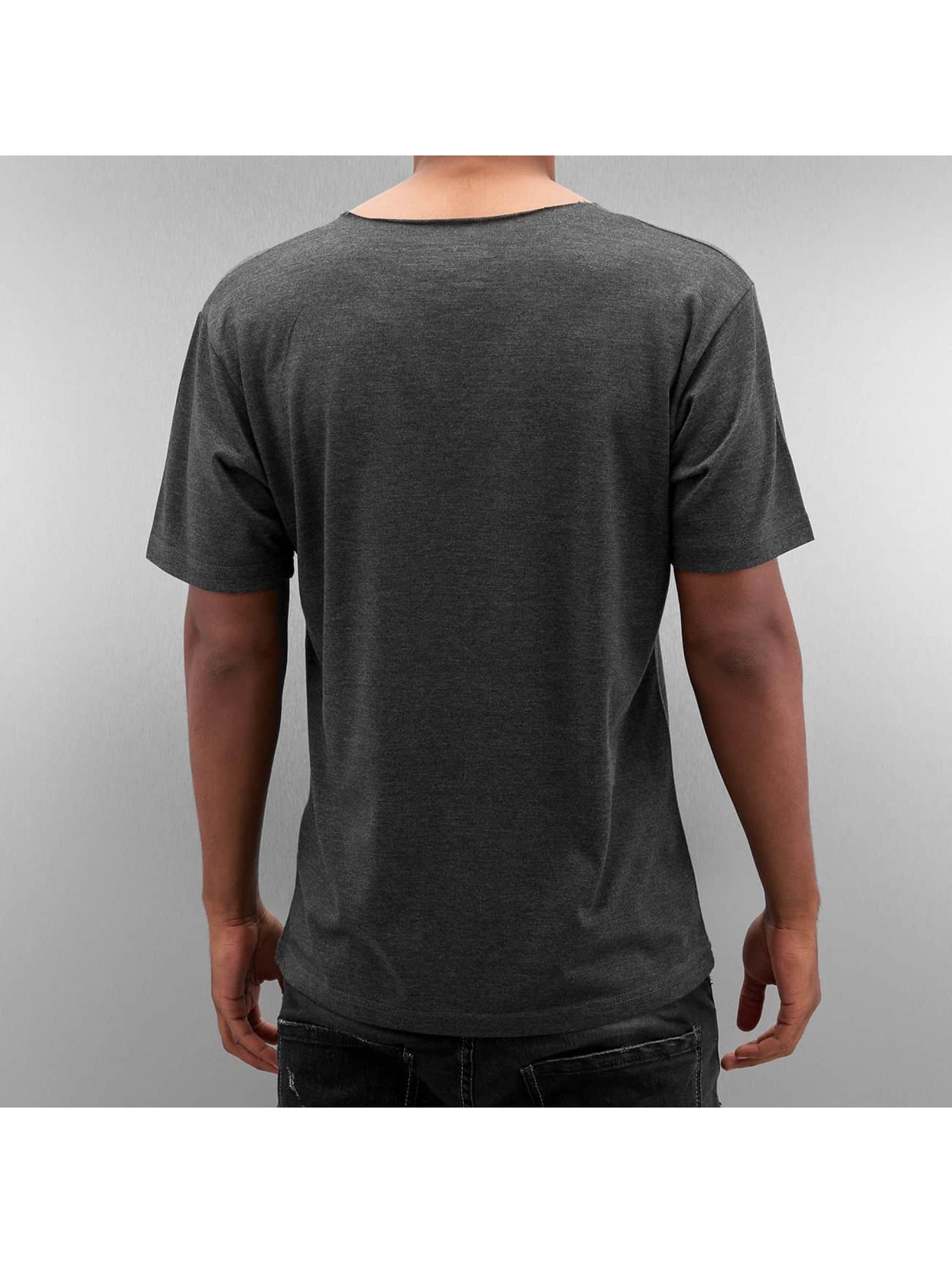 DEF T-Shirt Drop gris