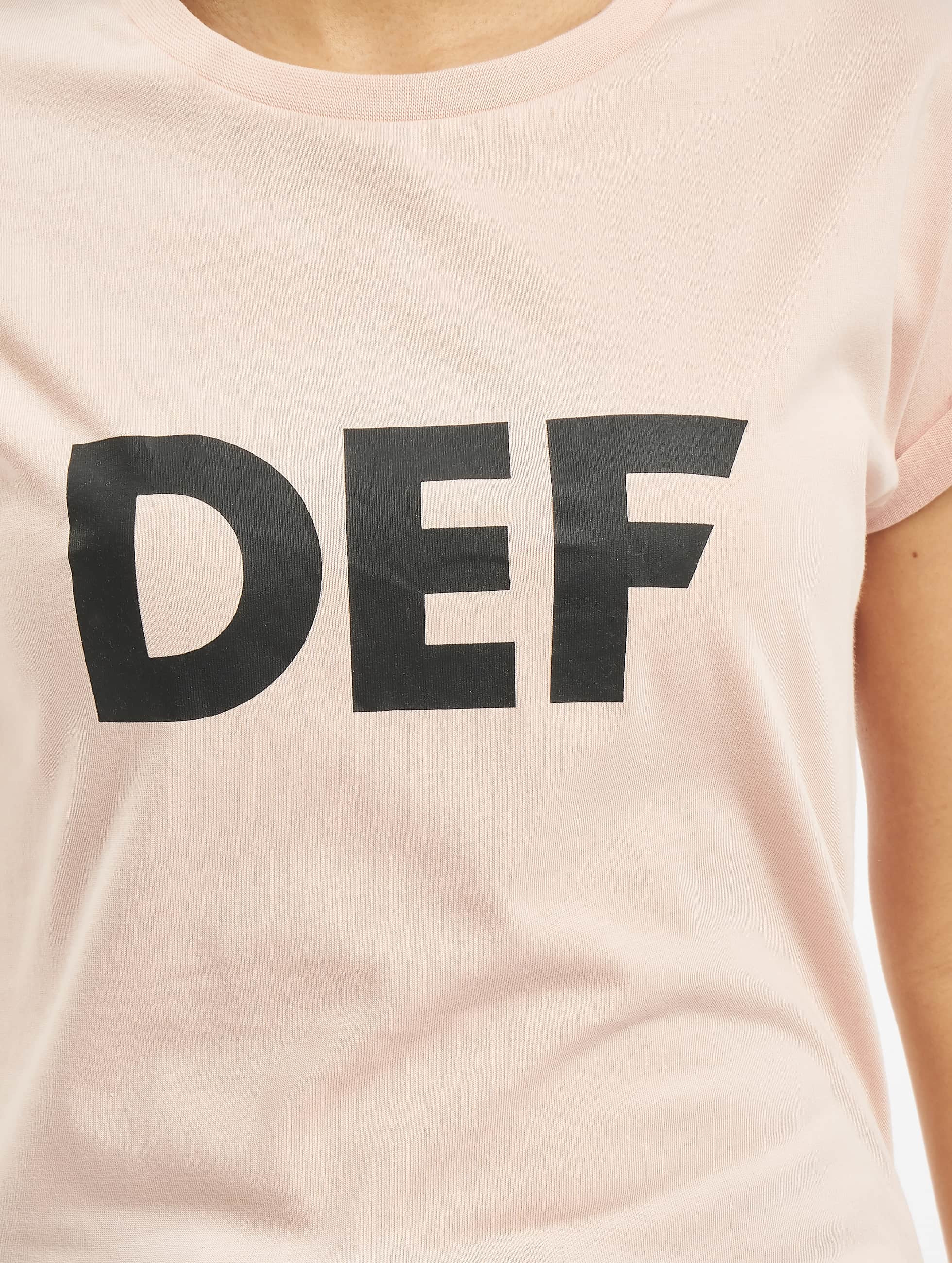 DEF T-Shirt Sizza rose