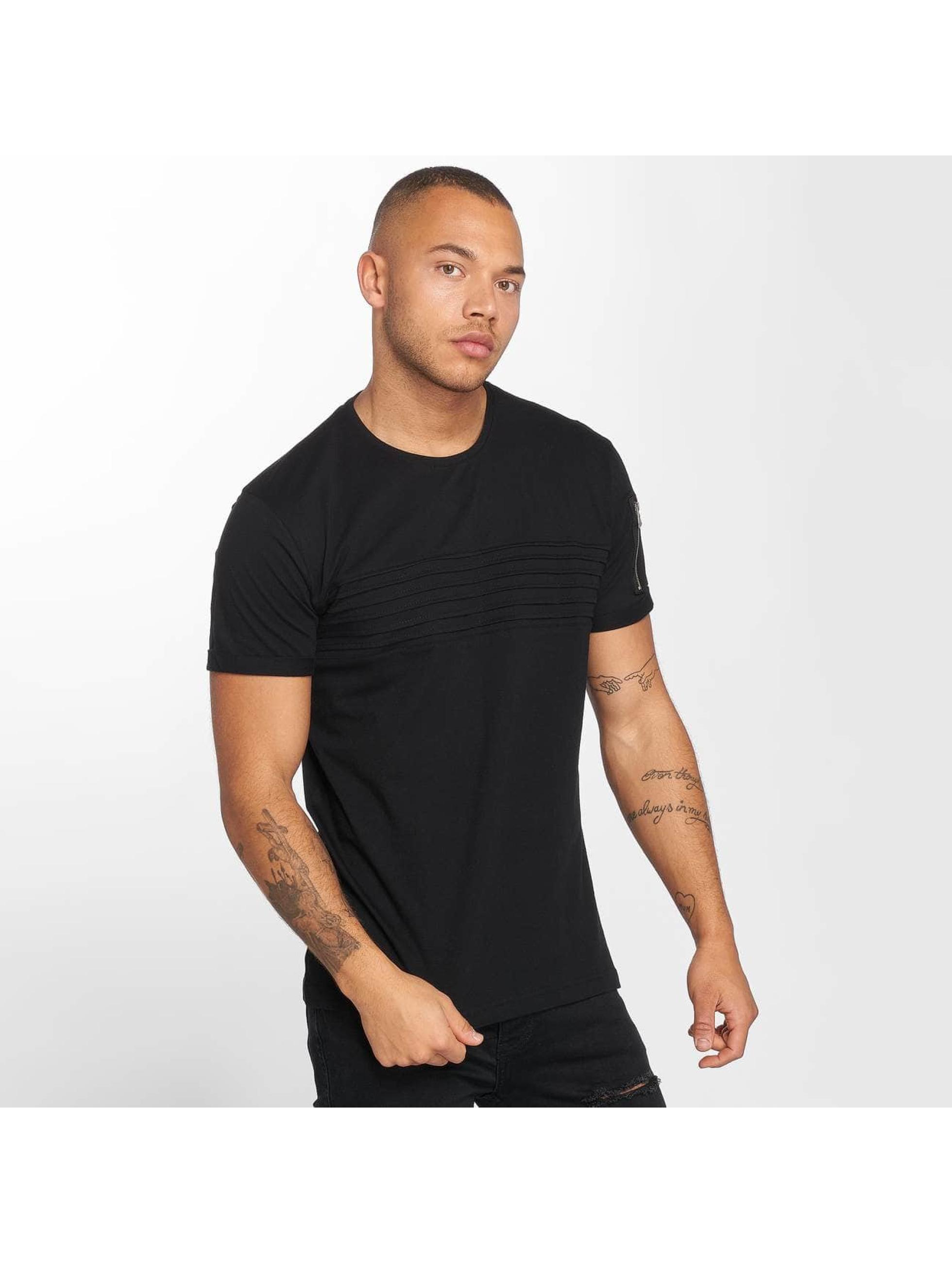 DEF T-Shirt Raffle schwarz
