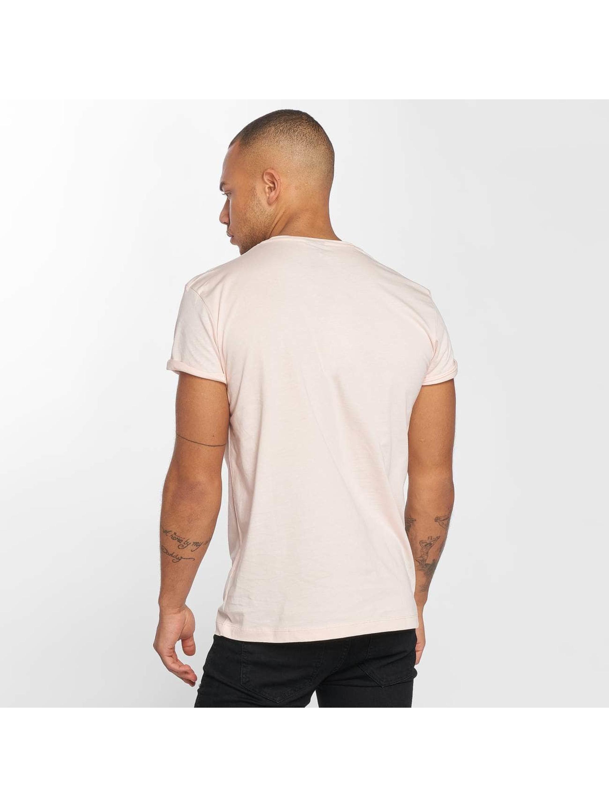 DEF T-shirts Basic rosa