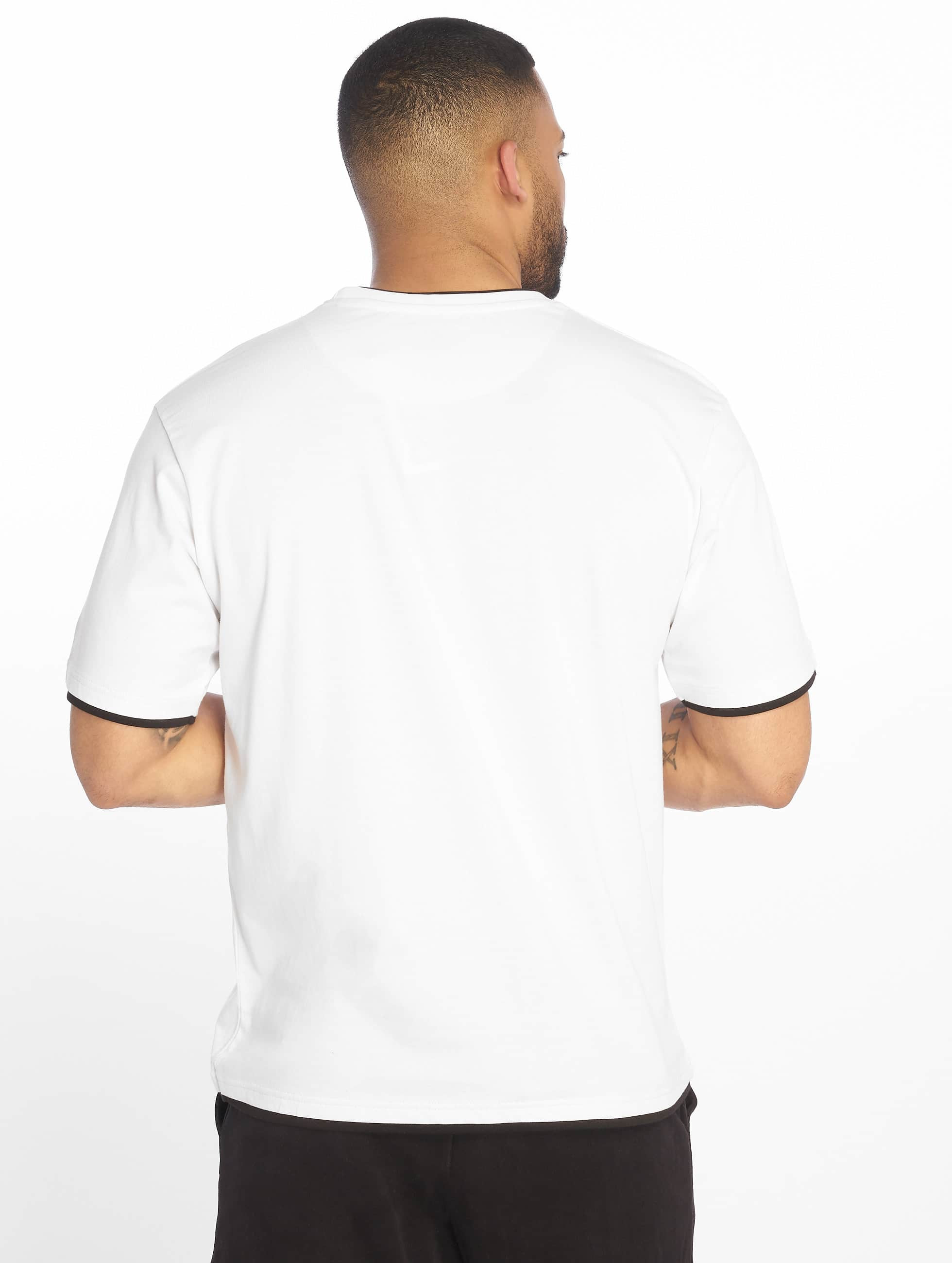 DEF T-Shirty Basic bialy