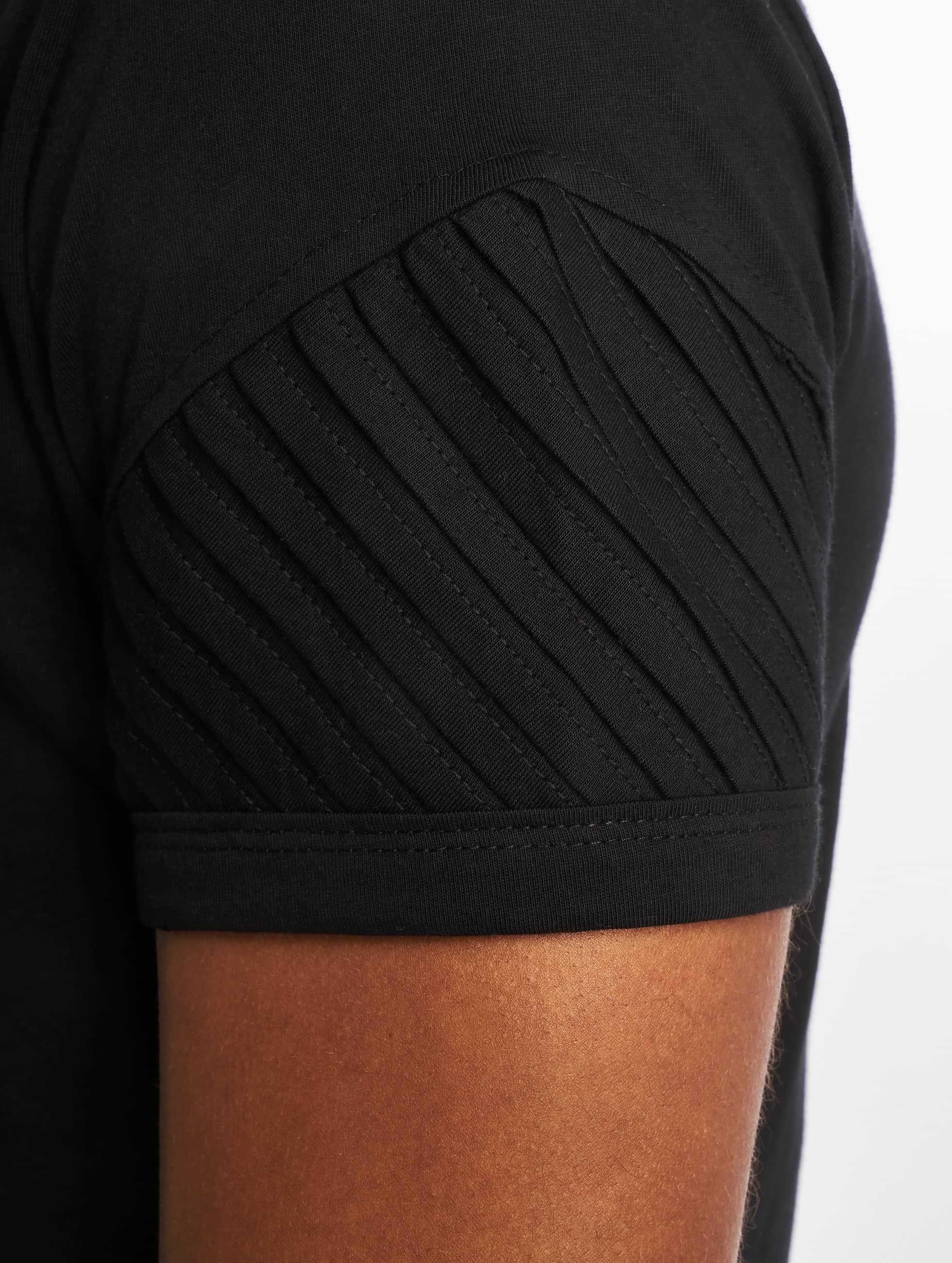 DEF T-Shirty Leats II czarny