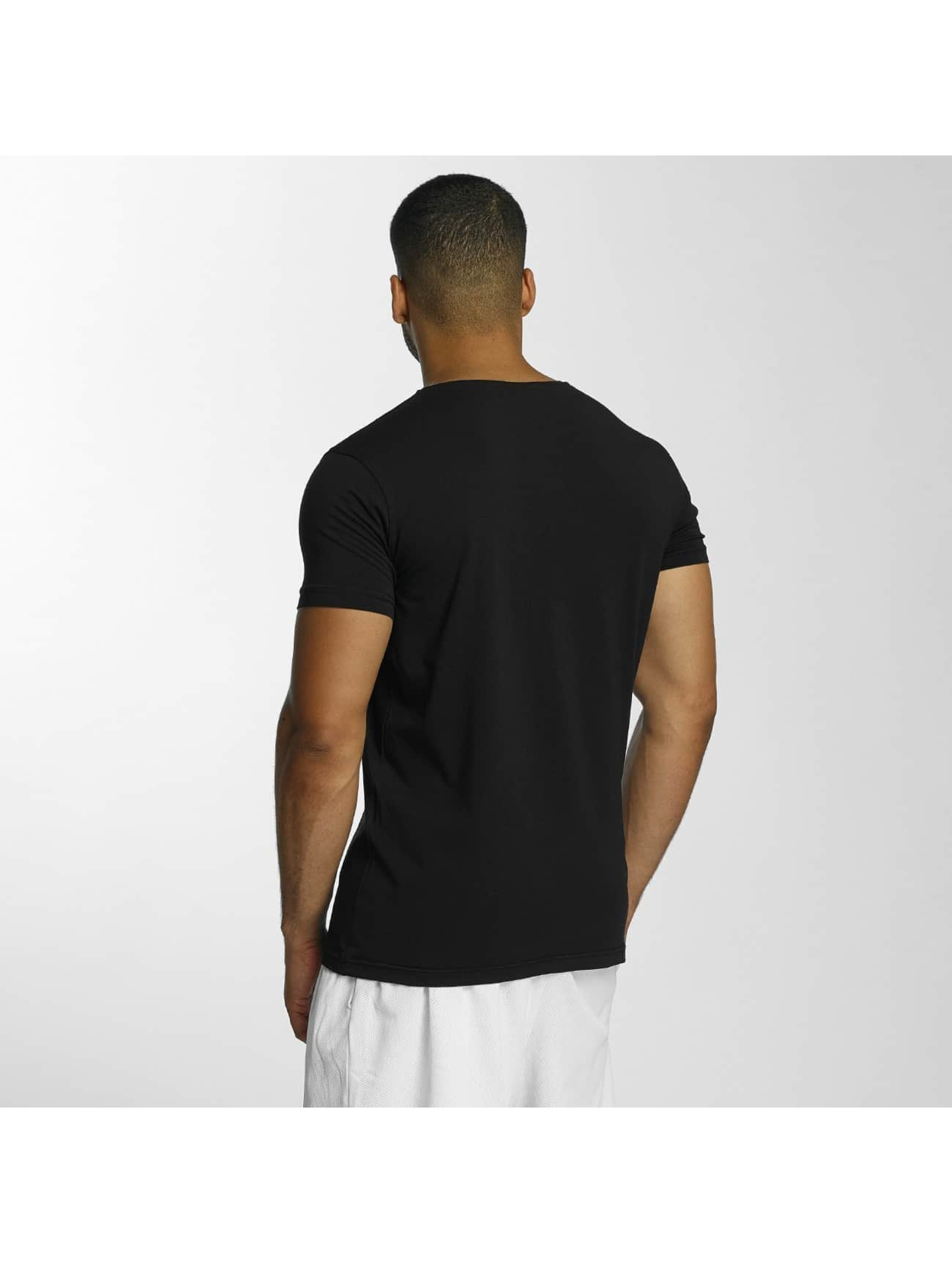 DEF T-Shirty Come Out czarny