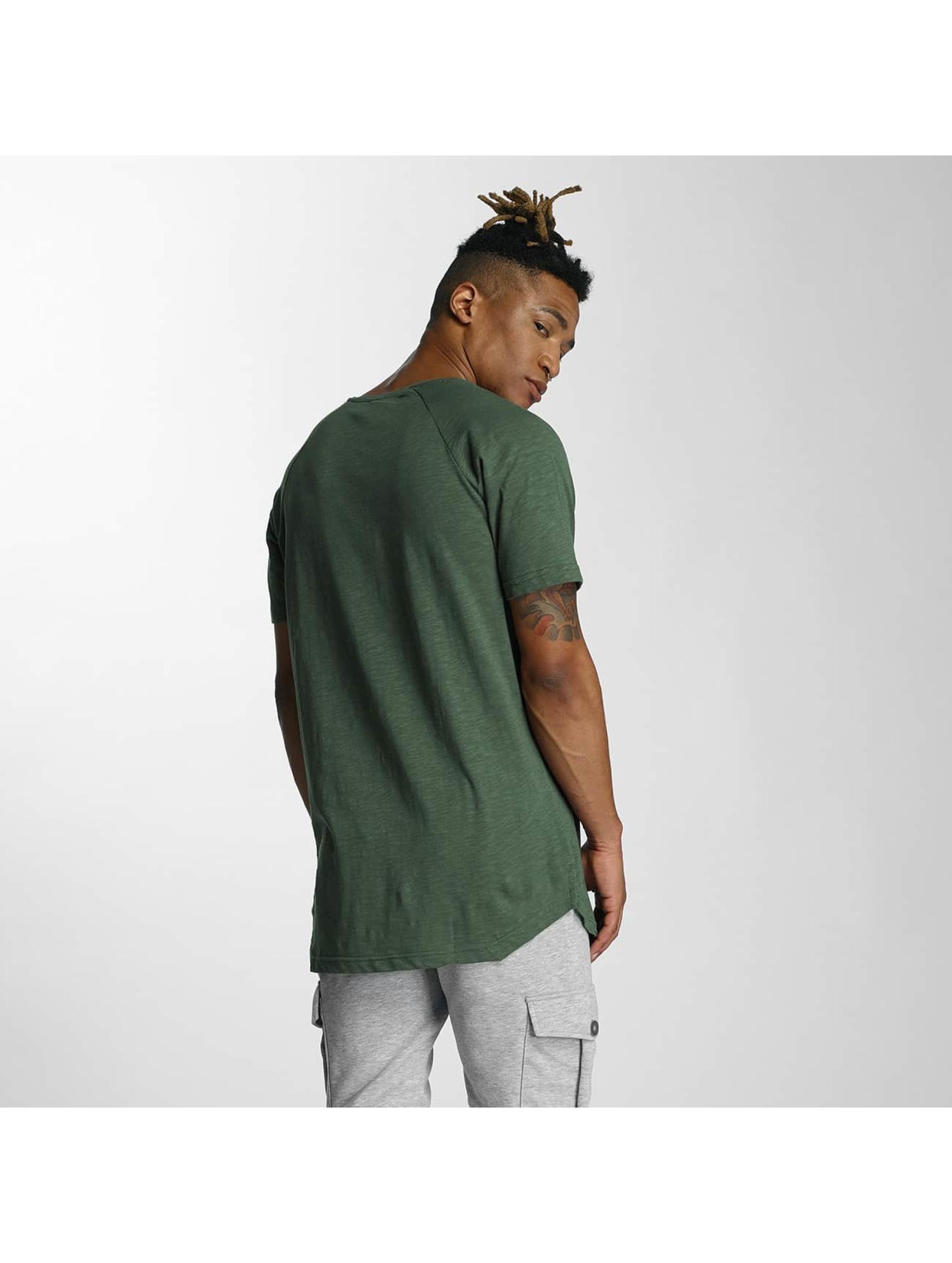 DEF T-Shirty Future Xan Gang oliwkowy