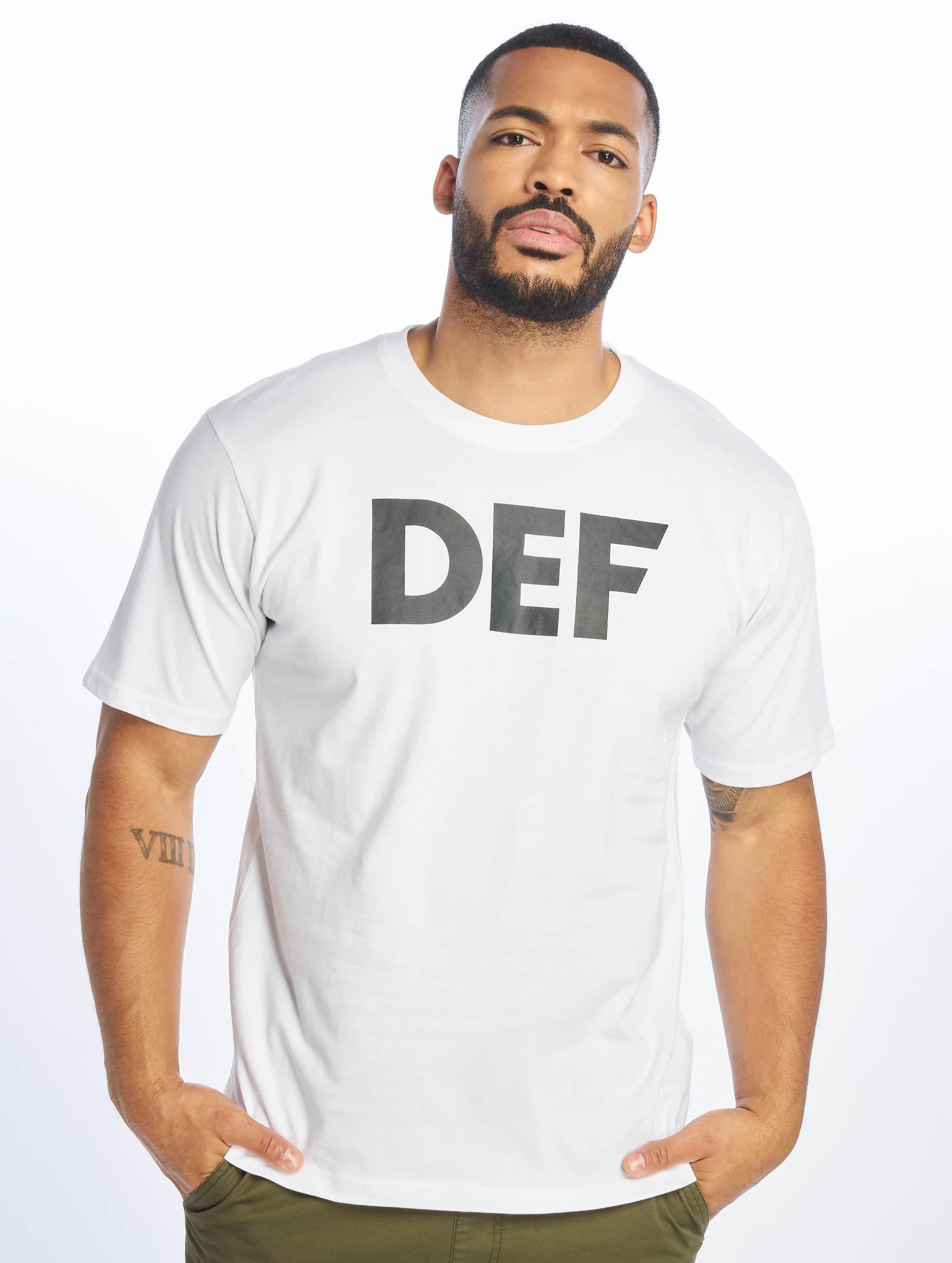 DEF T-skjorter Her Secret hvit