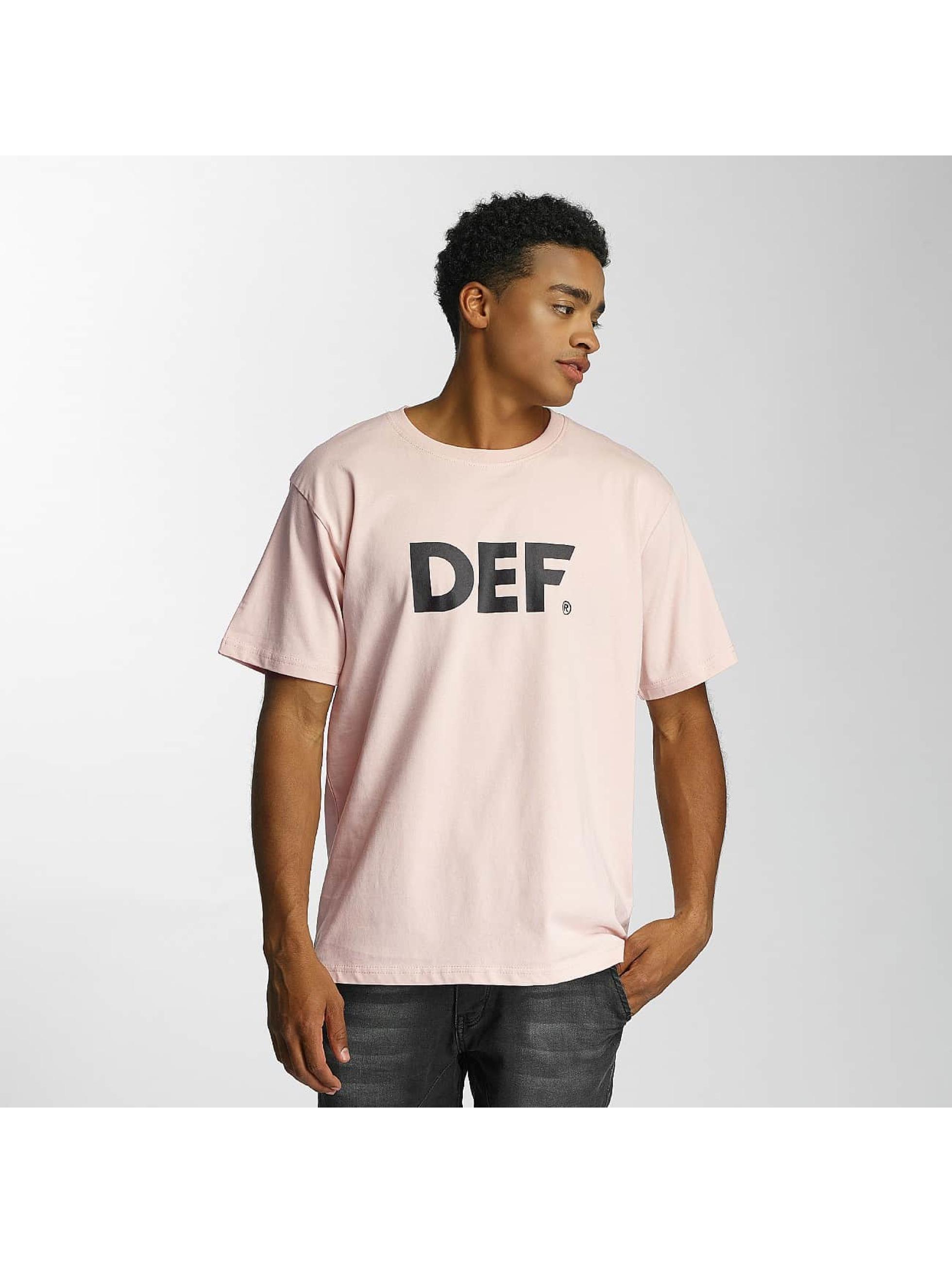 DEF T-skjorter Her Secret rosa