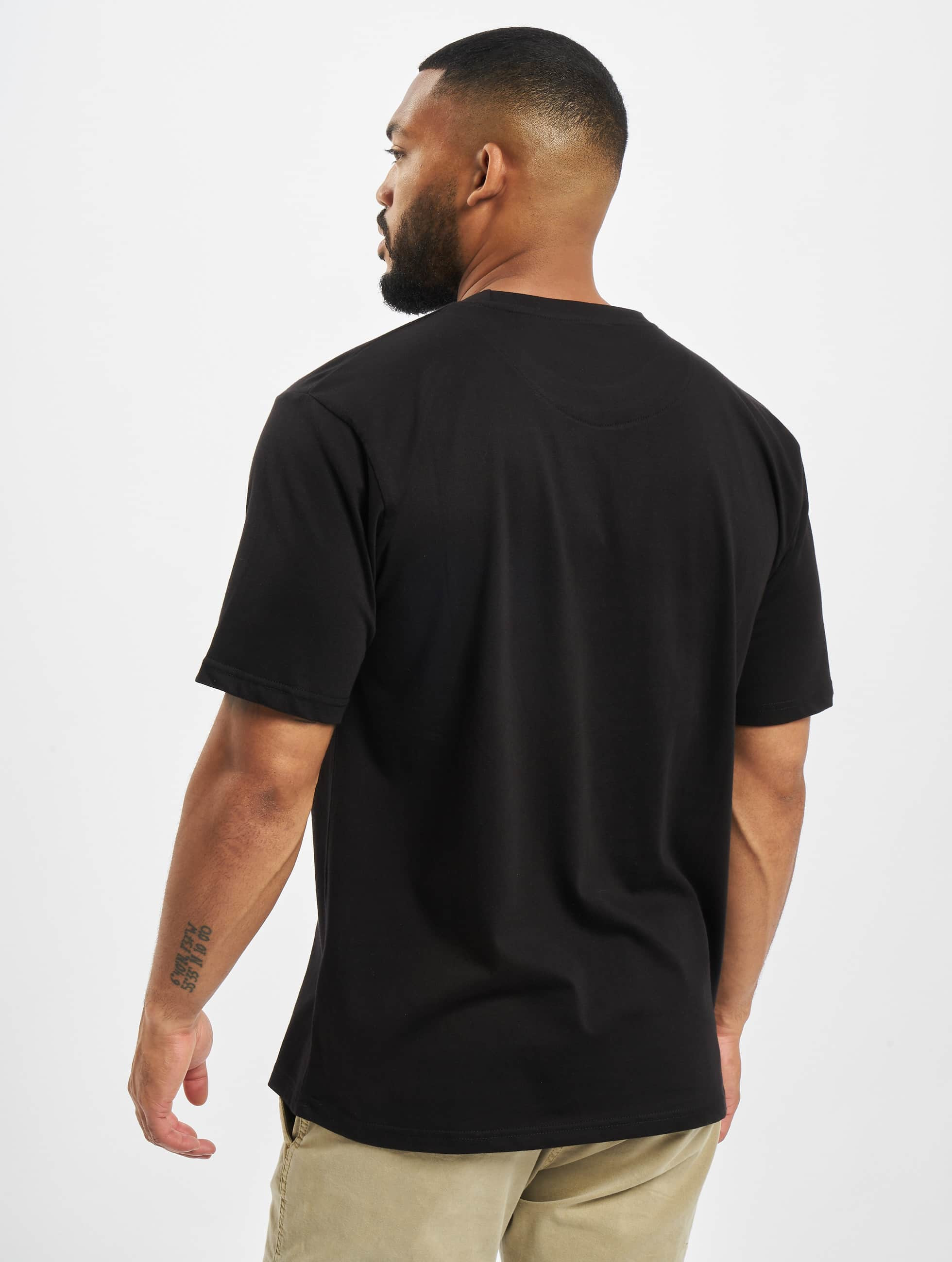 DEF T-skjorter Her Secret svart