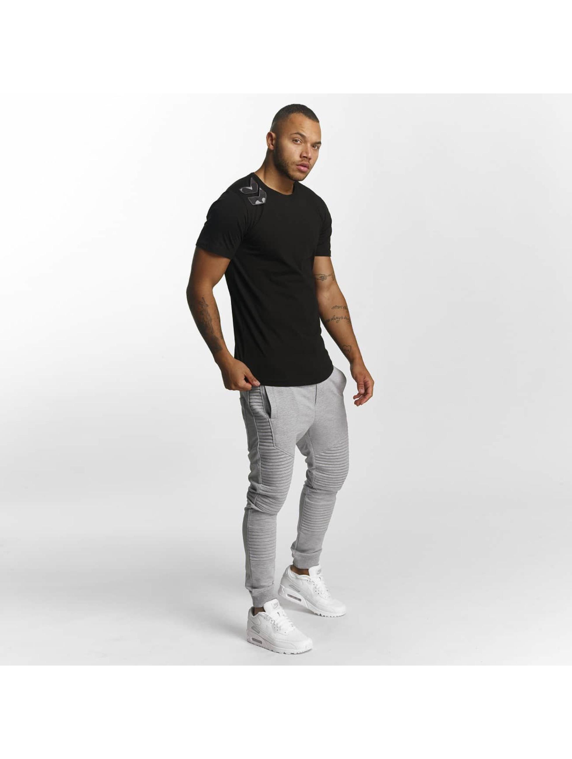 DEF T-skjorter Arrow svart