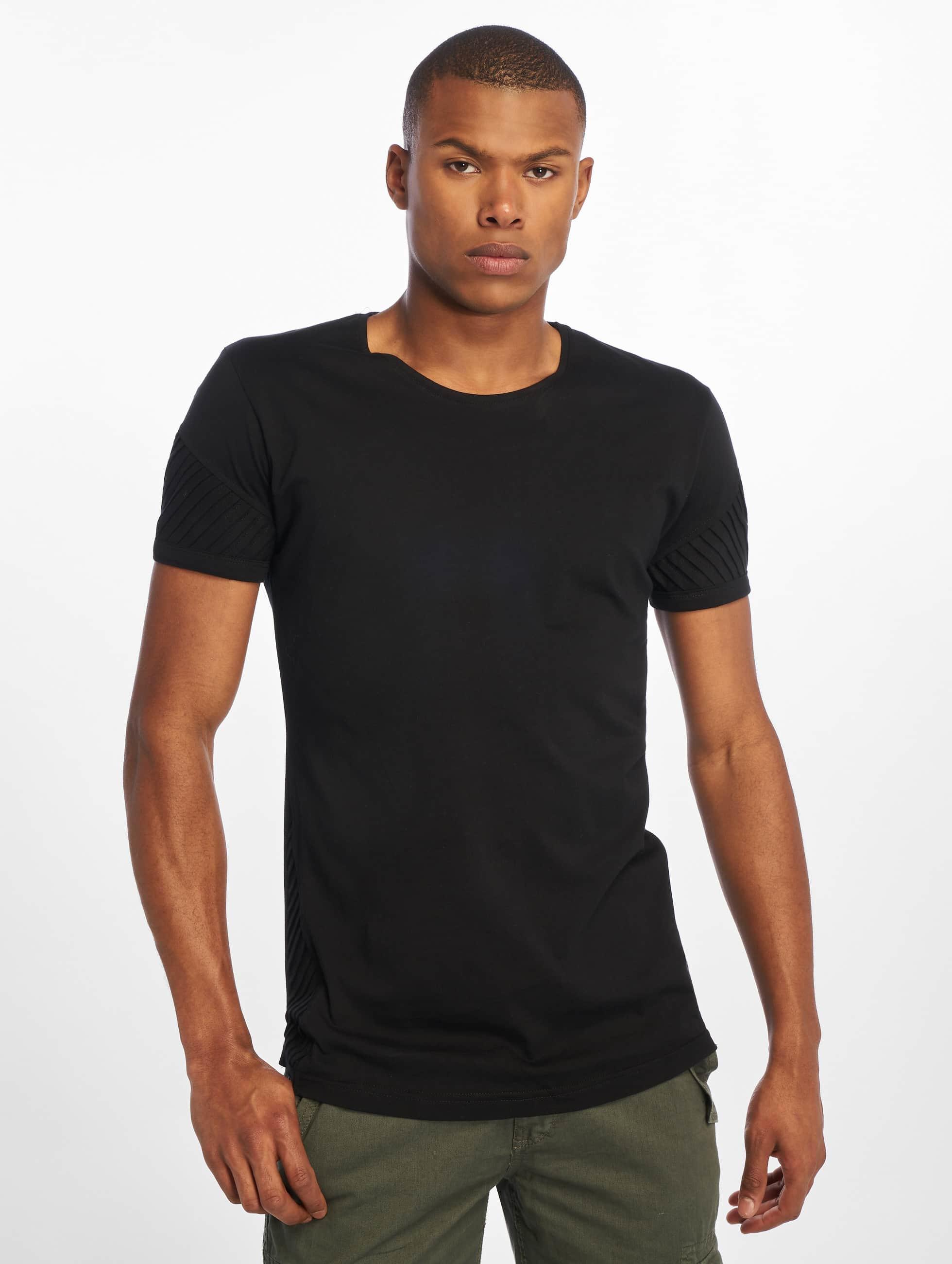 DEF T-skjorter Leats II svart