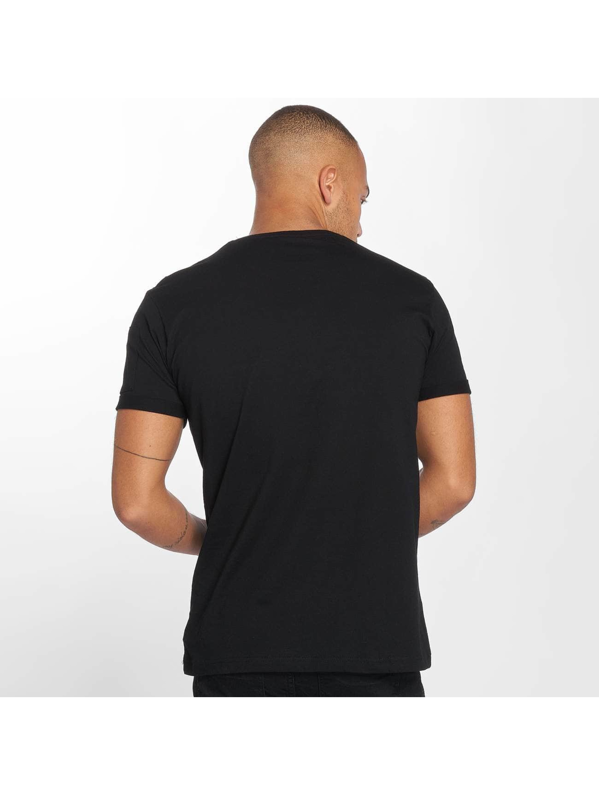 DEF T-skjorter Raffle svart