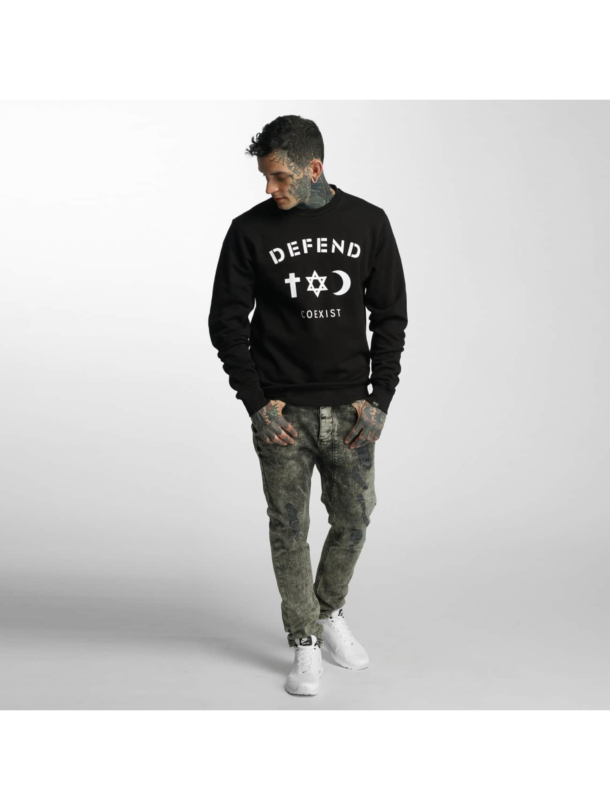 Defend Paris Jumper CO black