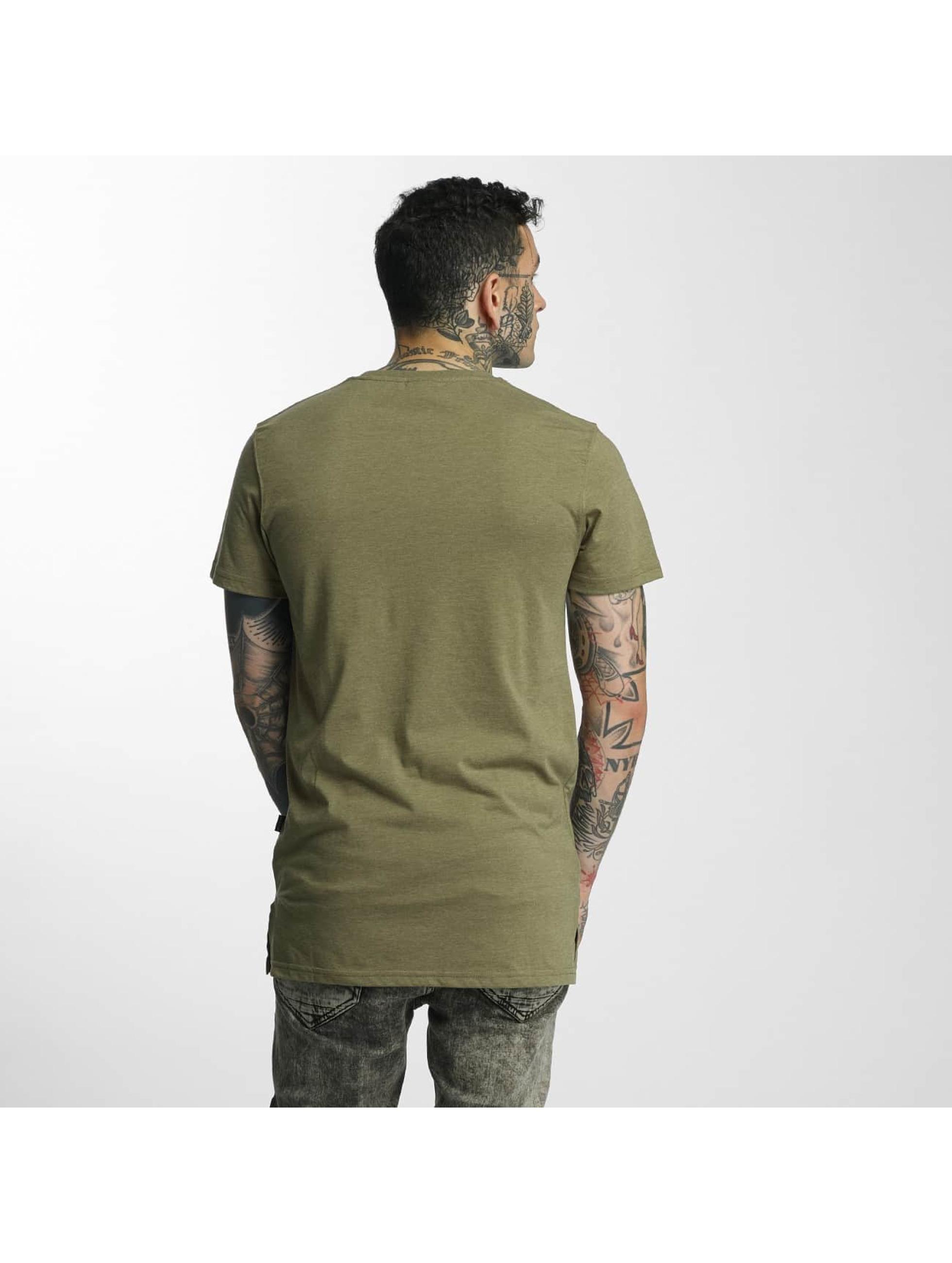 Defend Paris T-Shirt Business 3D khaki