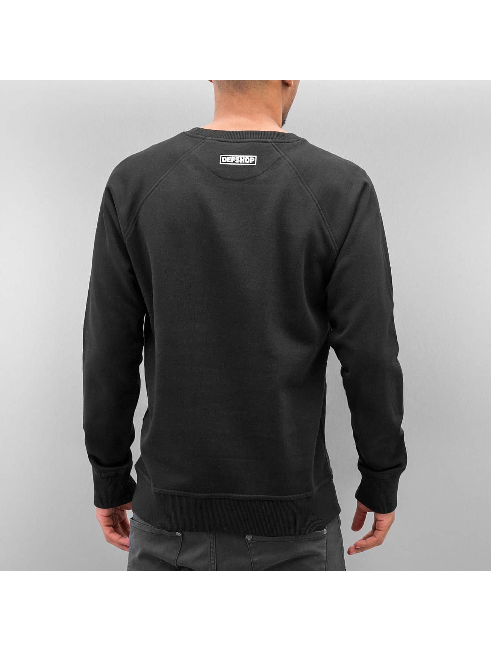 DefShop Swetry Logo czarny