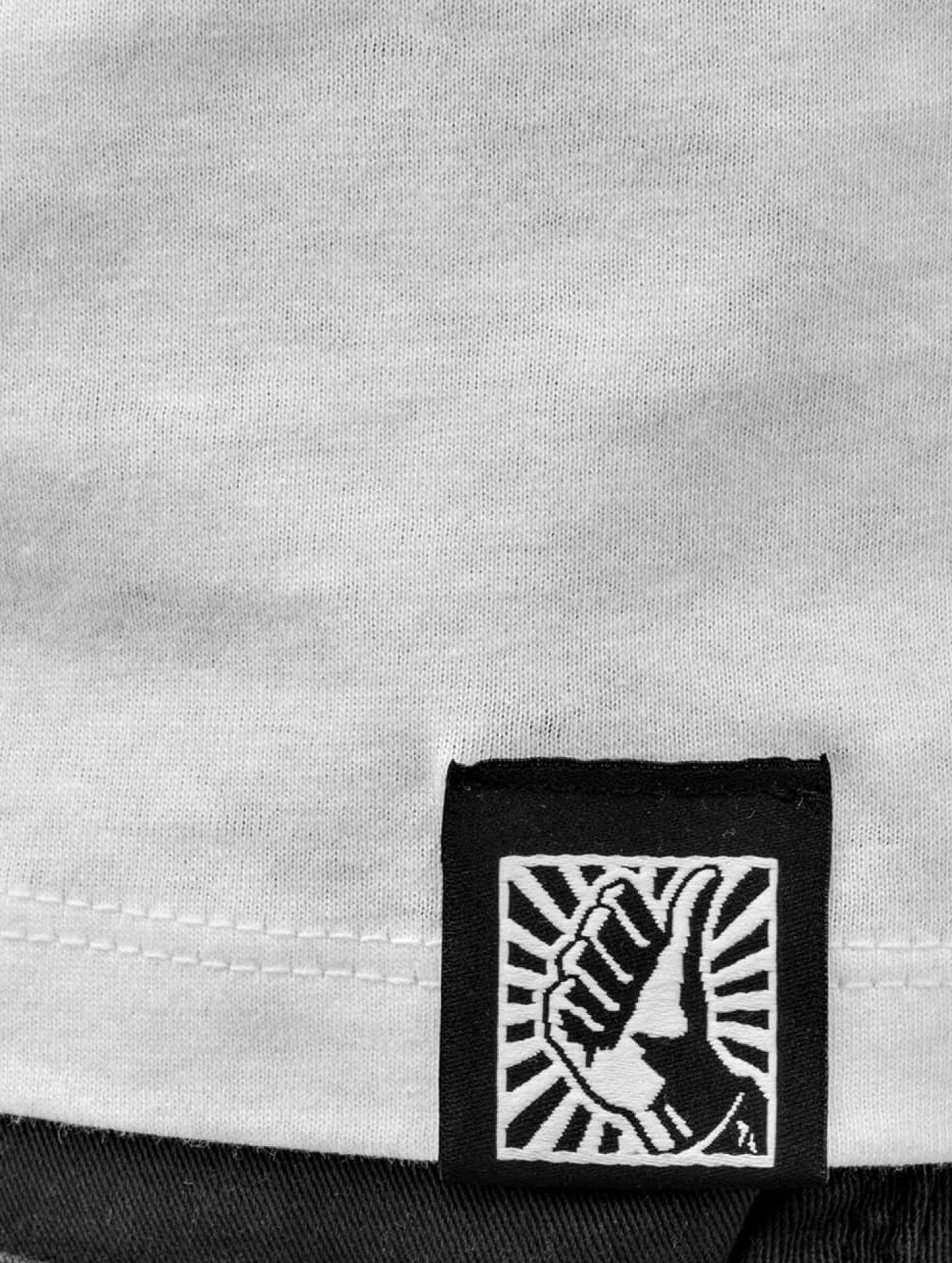 DefShop T-paidat Art Of Now Kaja Hort valkoinen