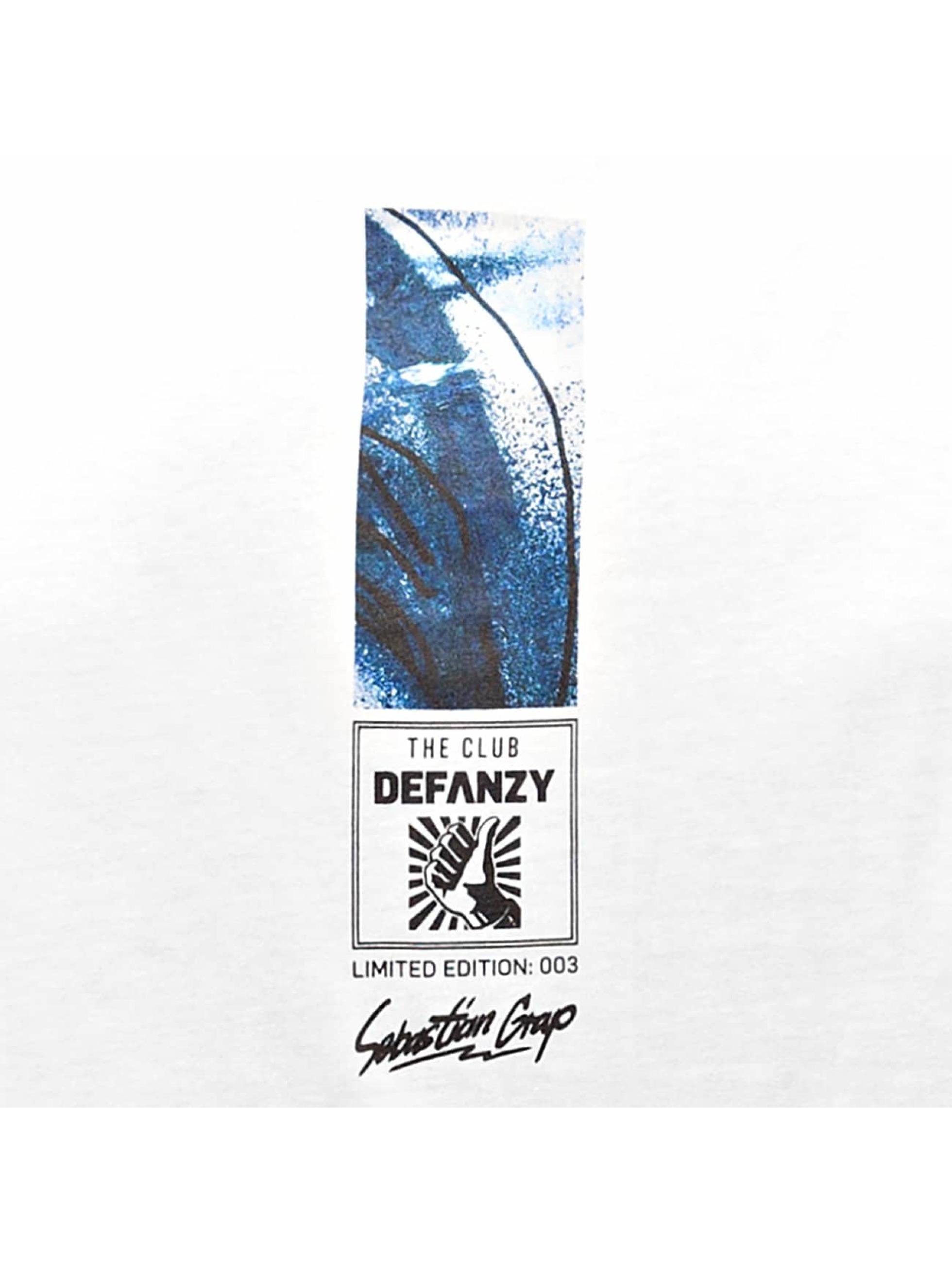 DefShop T-Shirt Art Of Now Sebastian Grap blanc