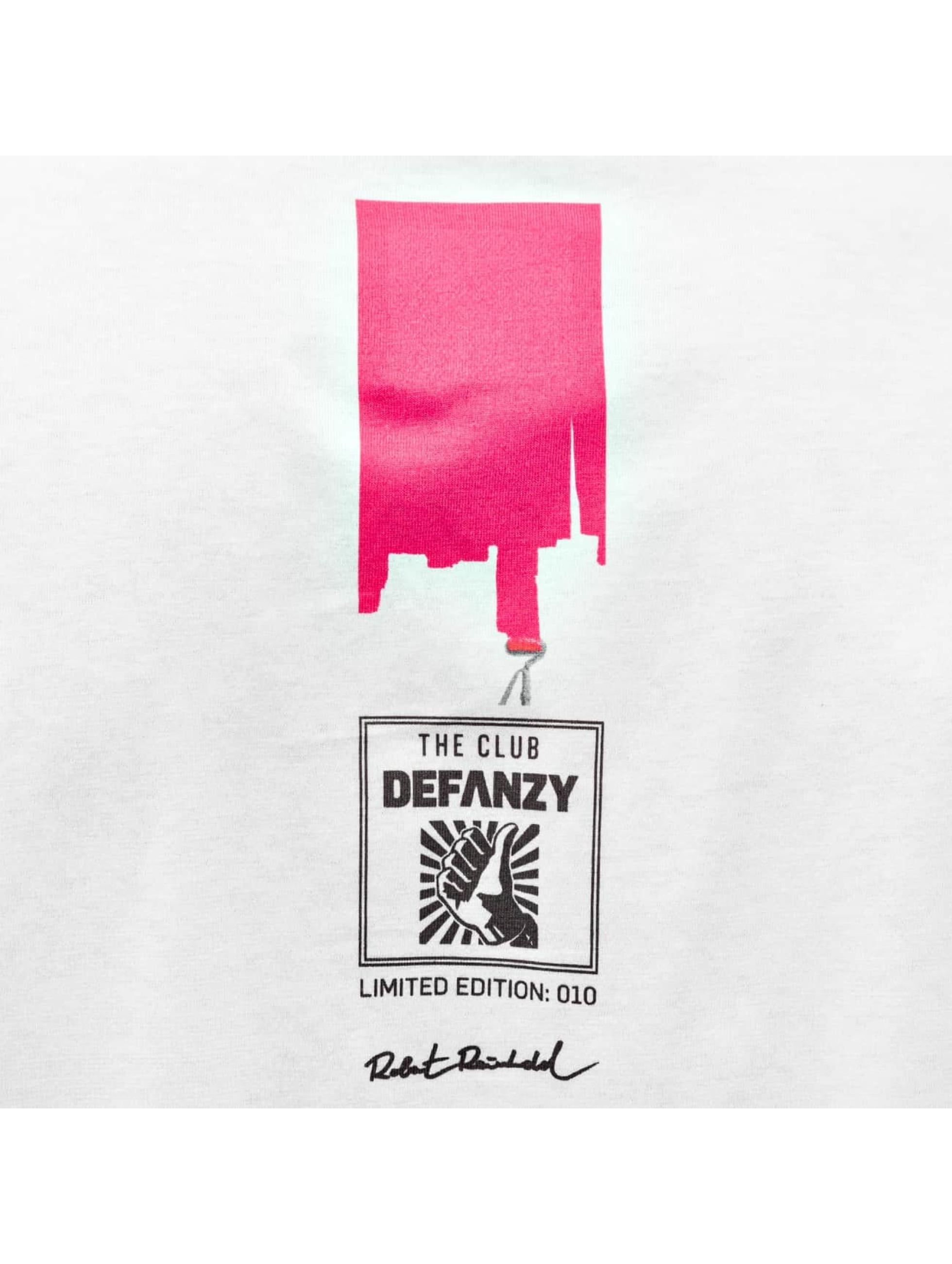 DefShop T-Shirt Art Of Now Robert Reinhold blanc