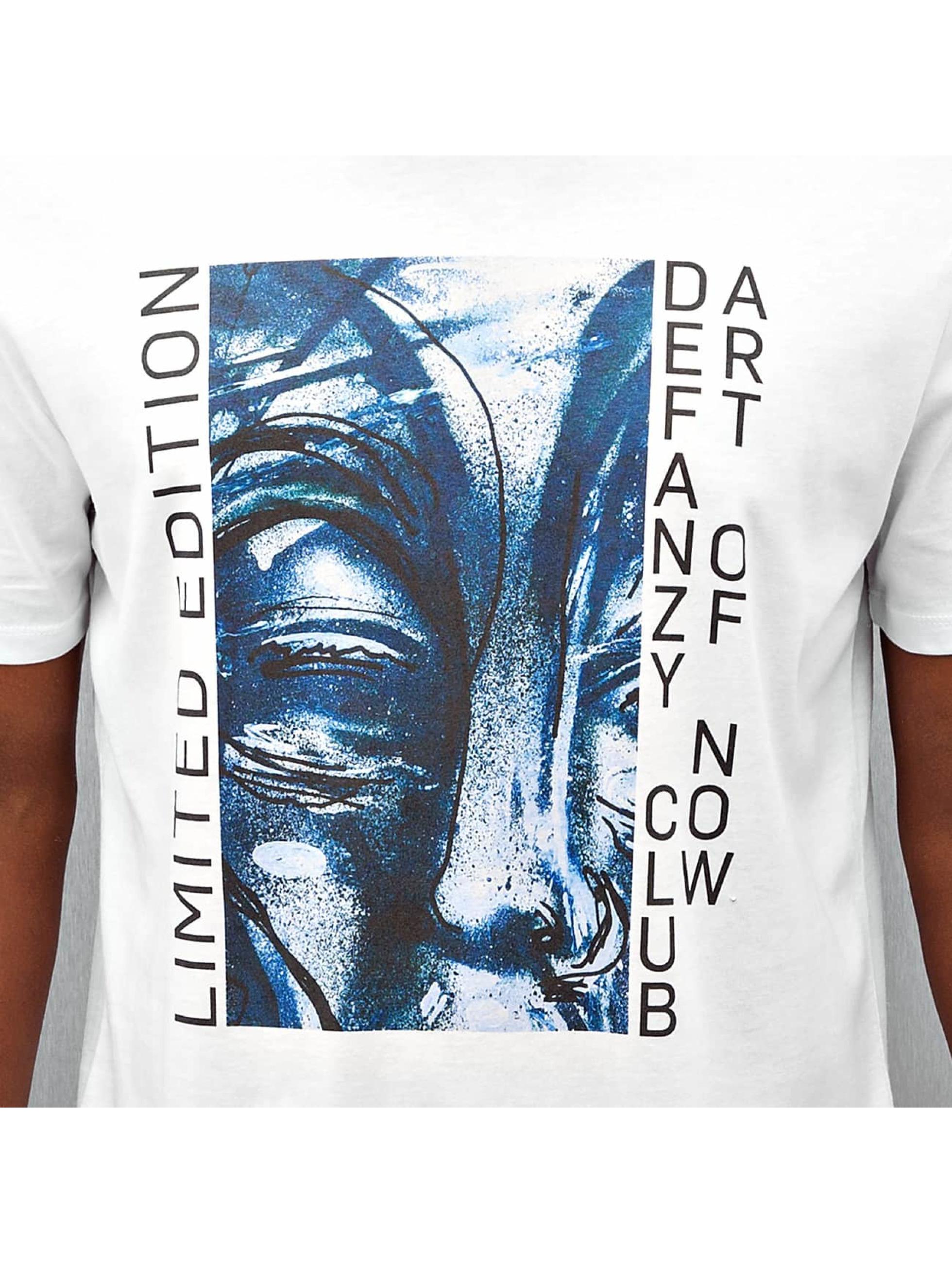 DefShop T-Shirt Art Of Now Sebastian Grap weiß
