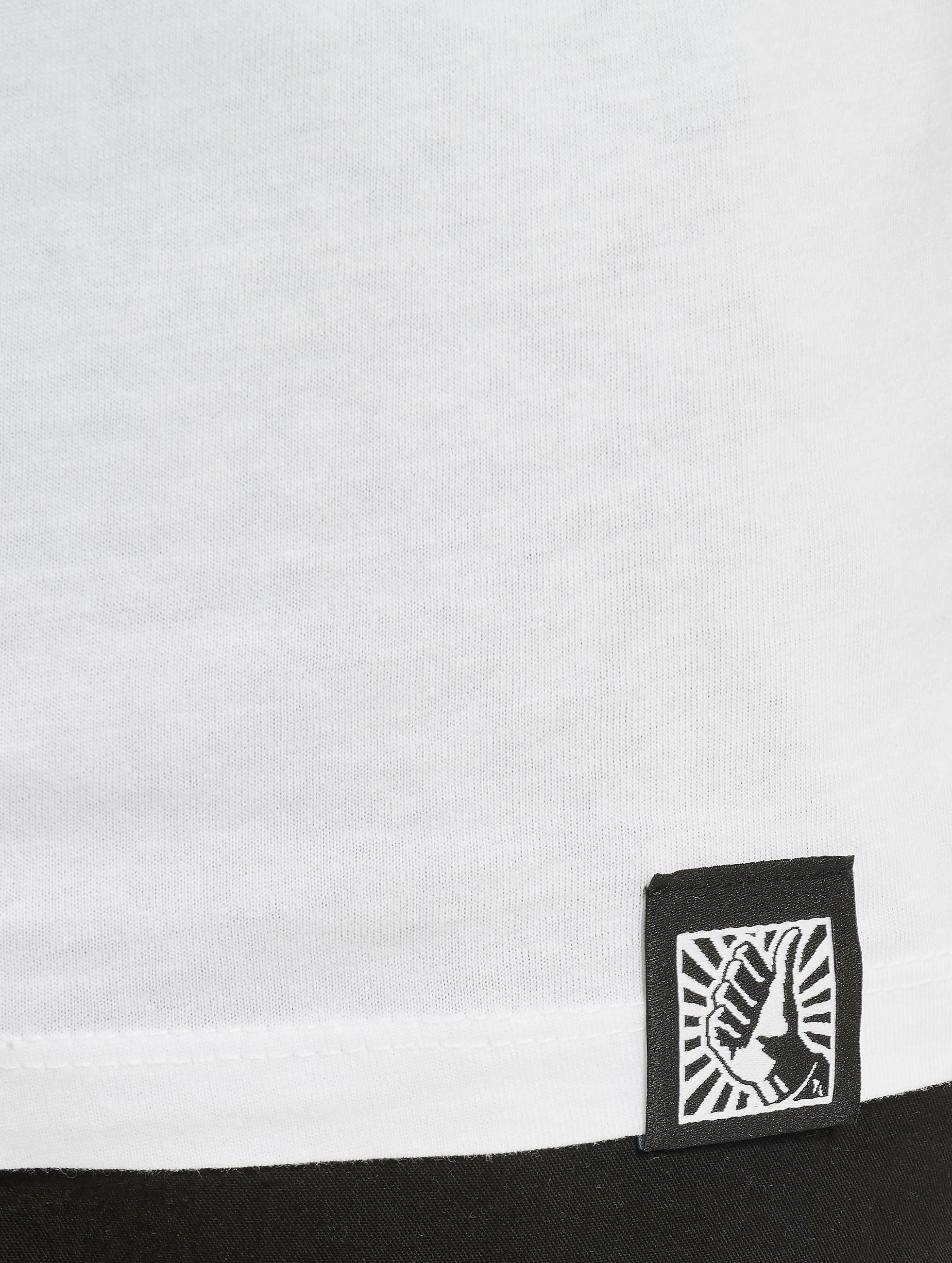 DefShop T-Shirt Art Of Now dasherrschneider weiß