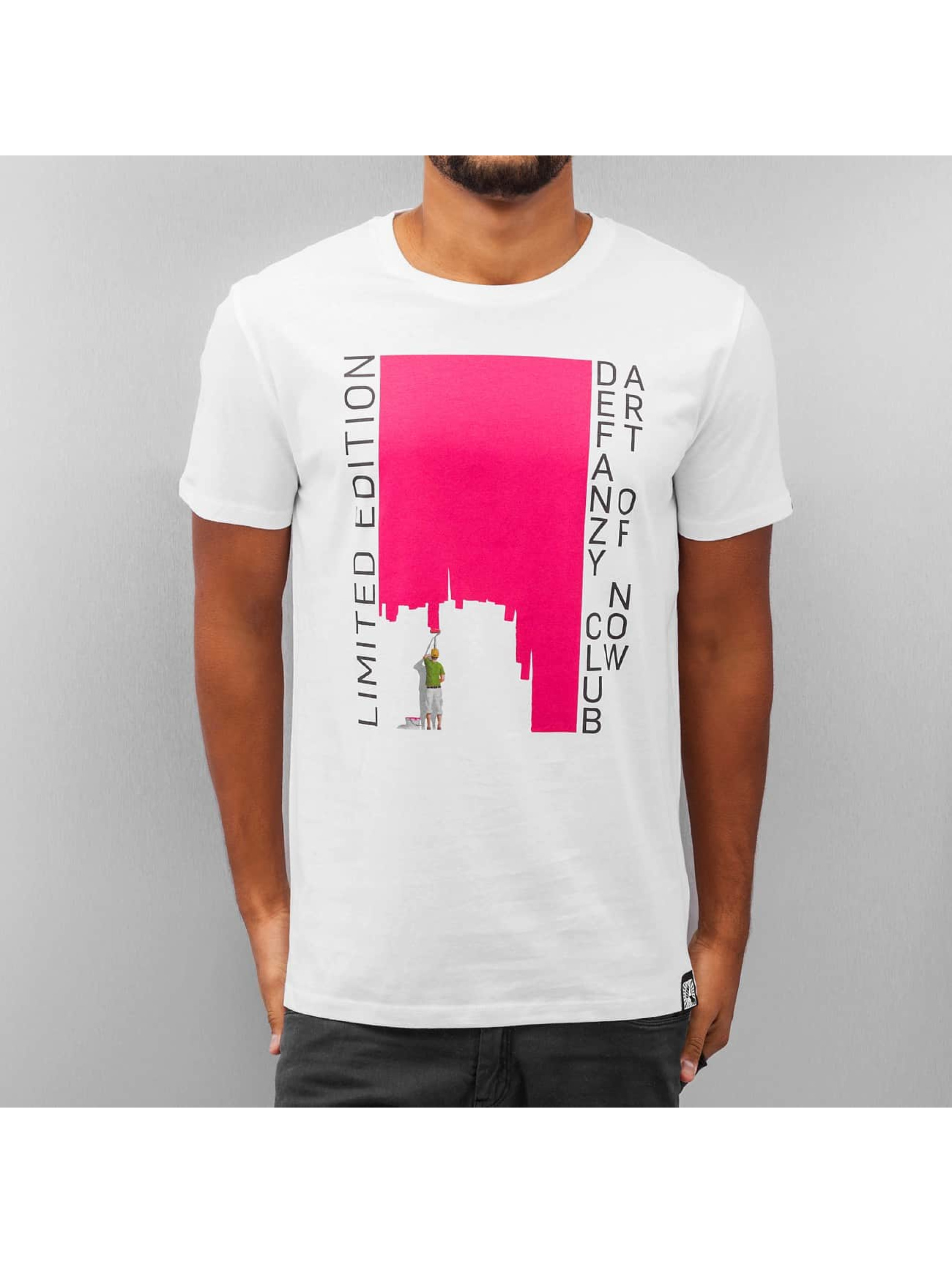 DefShop T-Shirt Art Of Now Robert Reinhold weiß