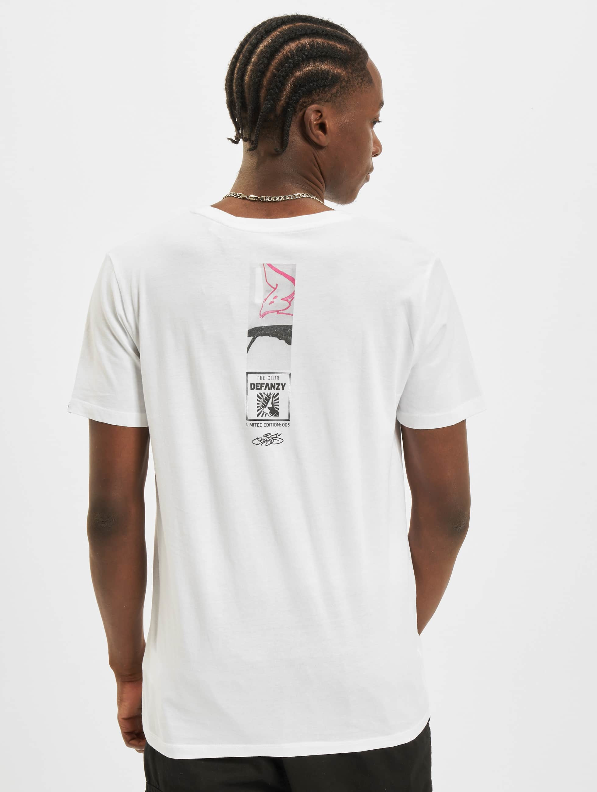 DefShop T-Shirt Art Of Now BAYS white
