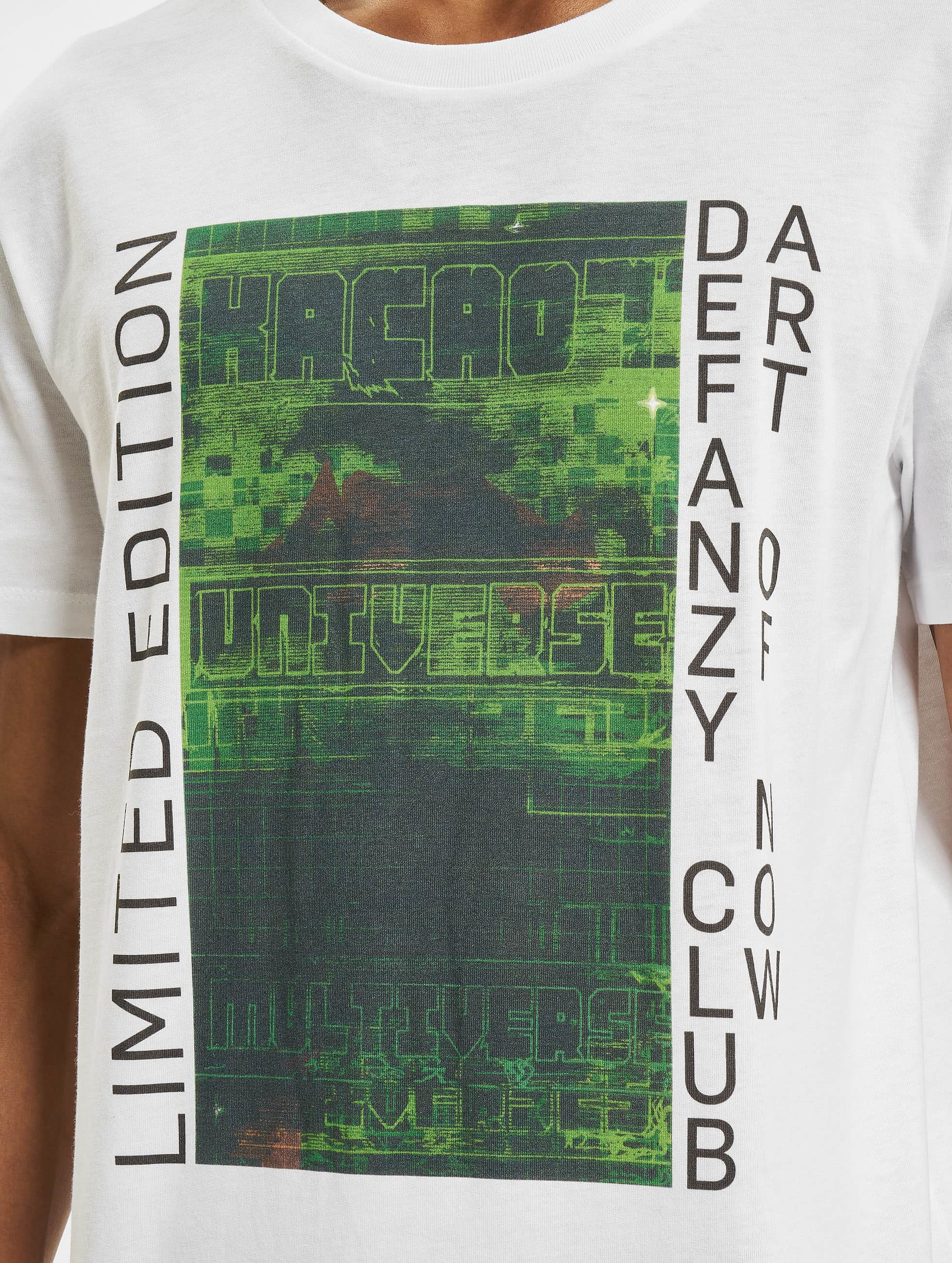 DefShop T-skjorter Art Of Now Kacao77 hvit
