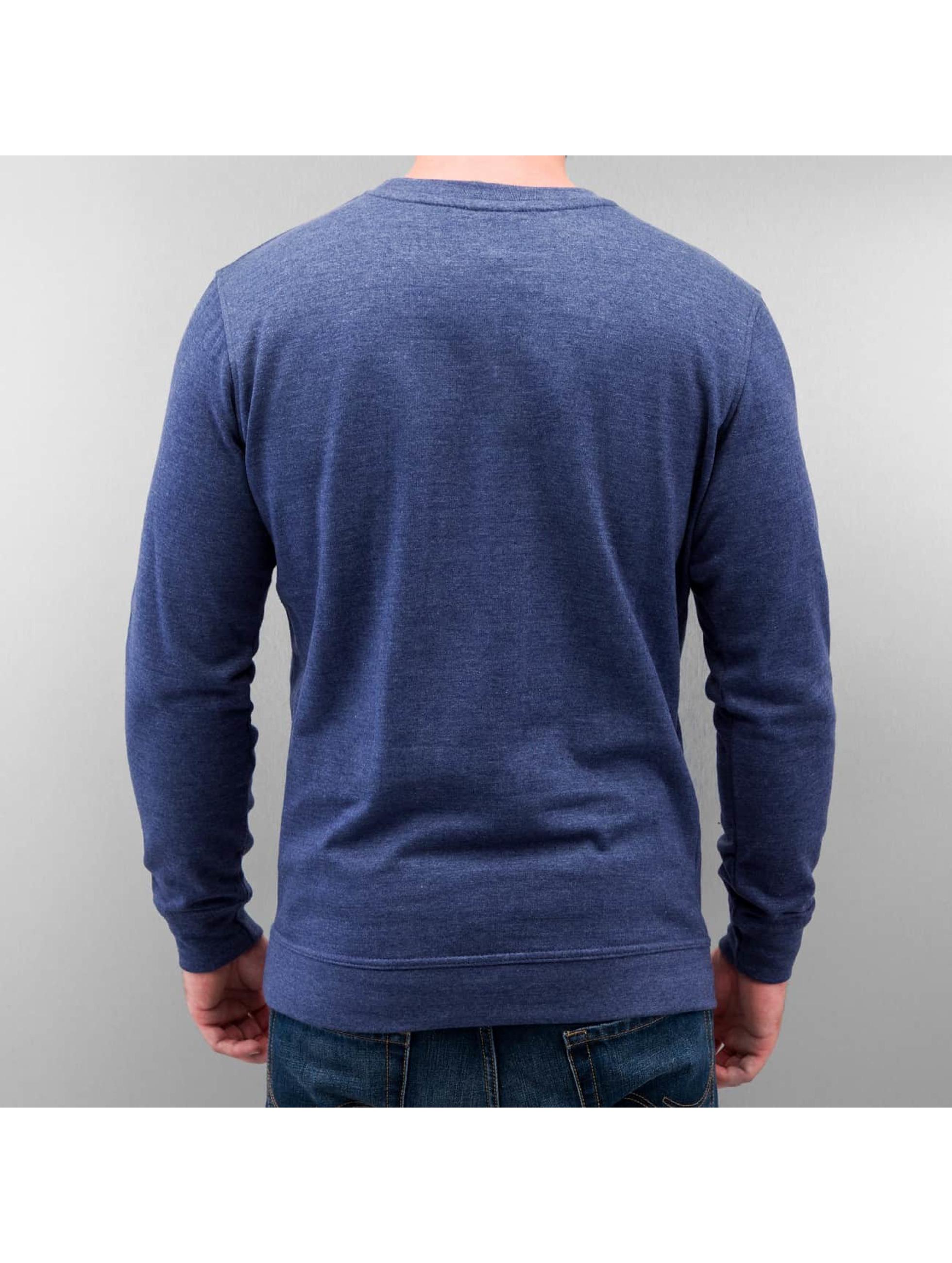 Dehash Pullover Base blau