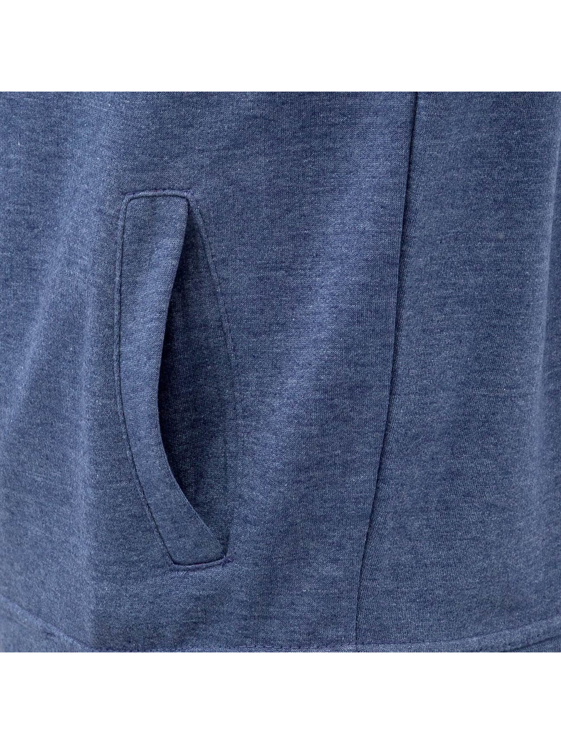 Dehash trui Turtleneck blauw