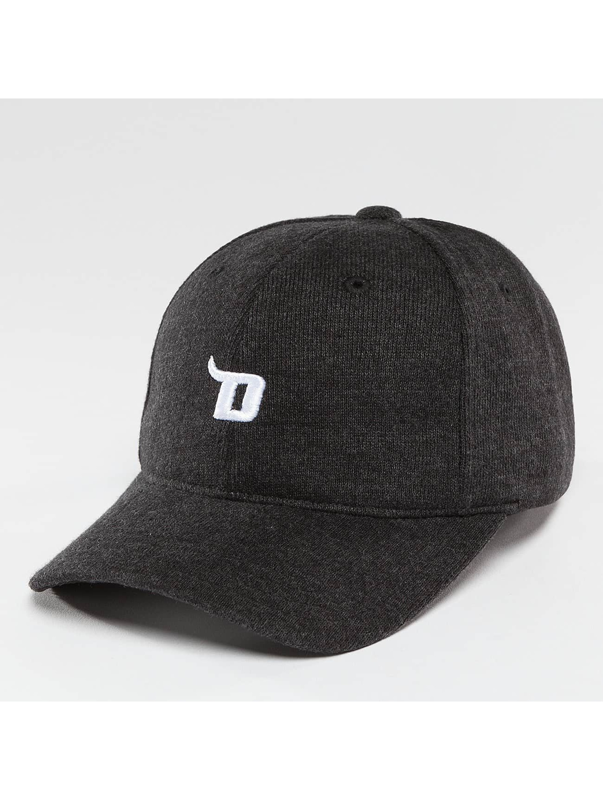 Devilsfruit snapback cap Logo zwart
