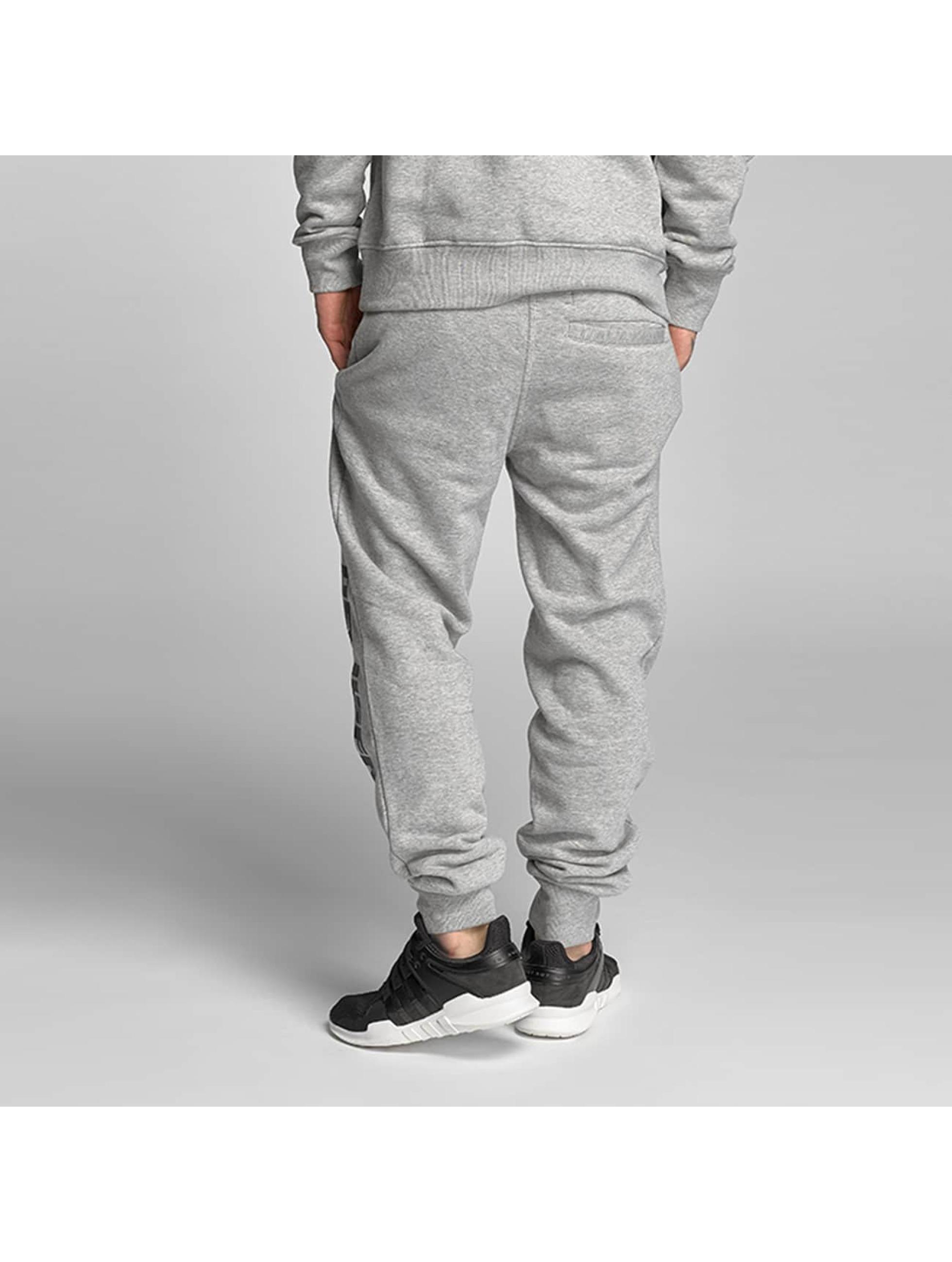 Devilsfruit Sweat Pant Vigo gray