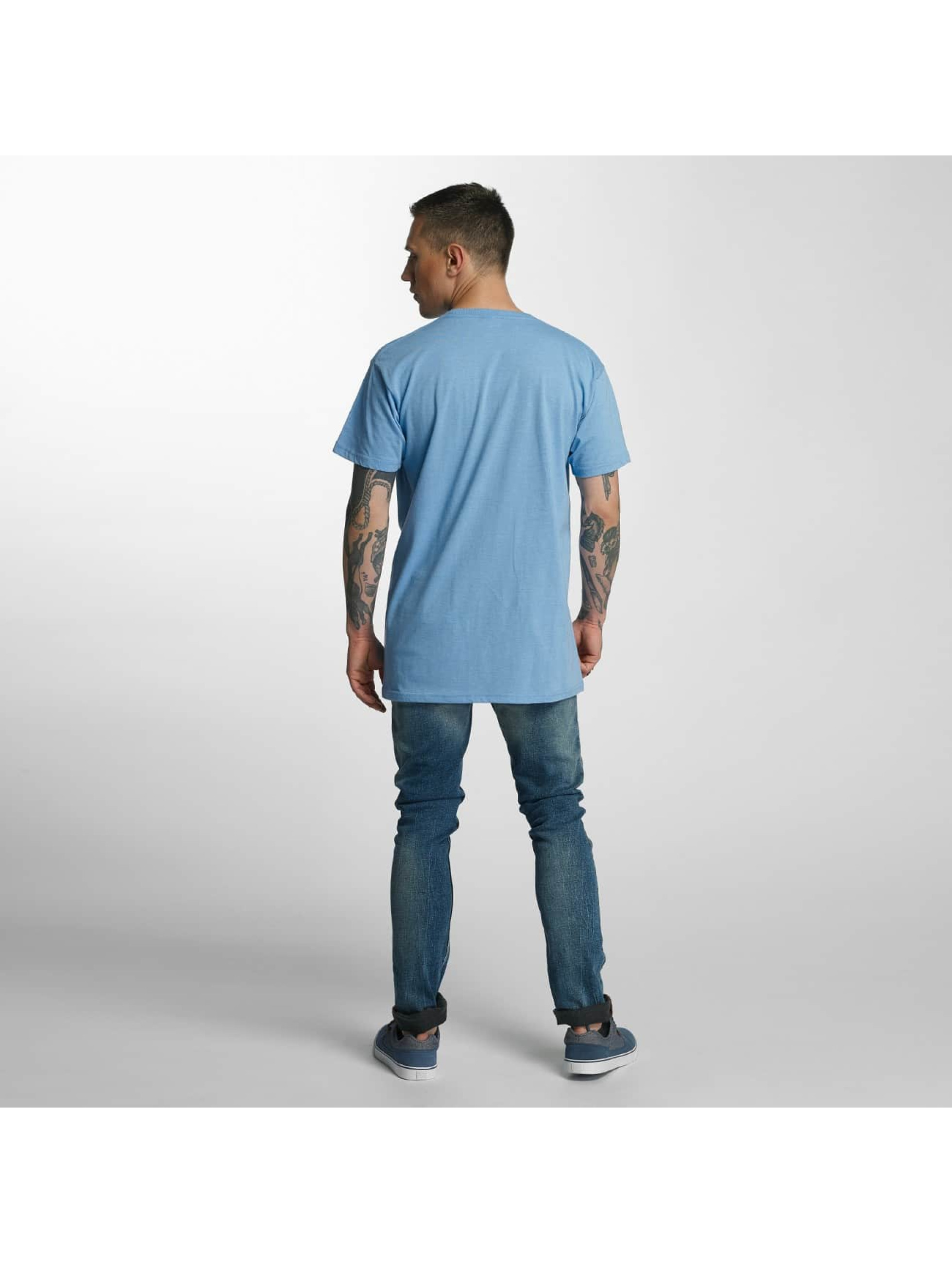 Diamond T-shirt Crescendo blu